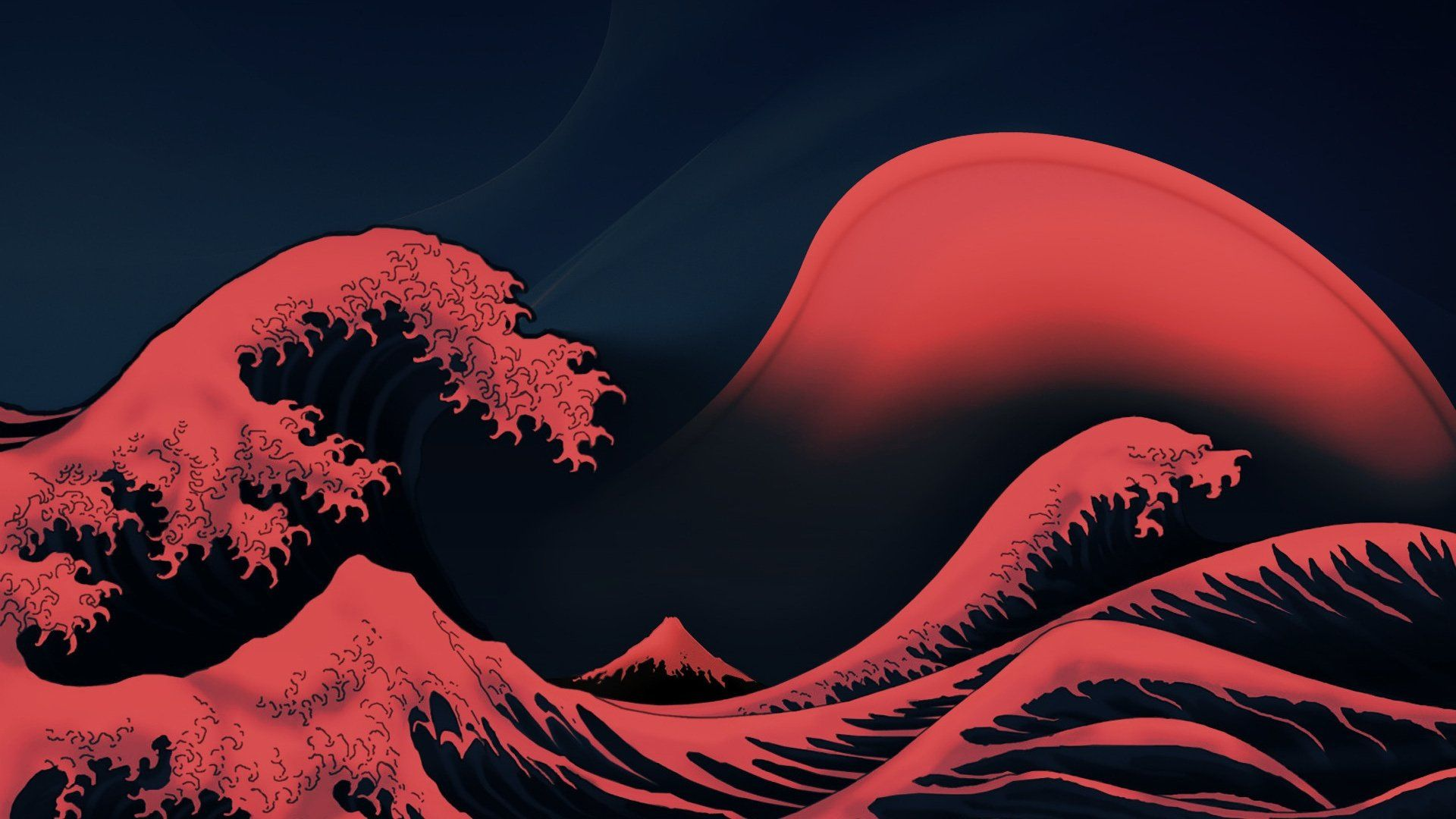 Red Aesthetic 1920x1080 Wallpapers - Wallpaper Cave