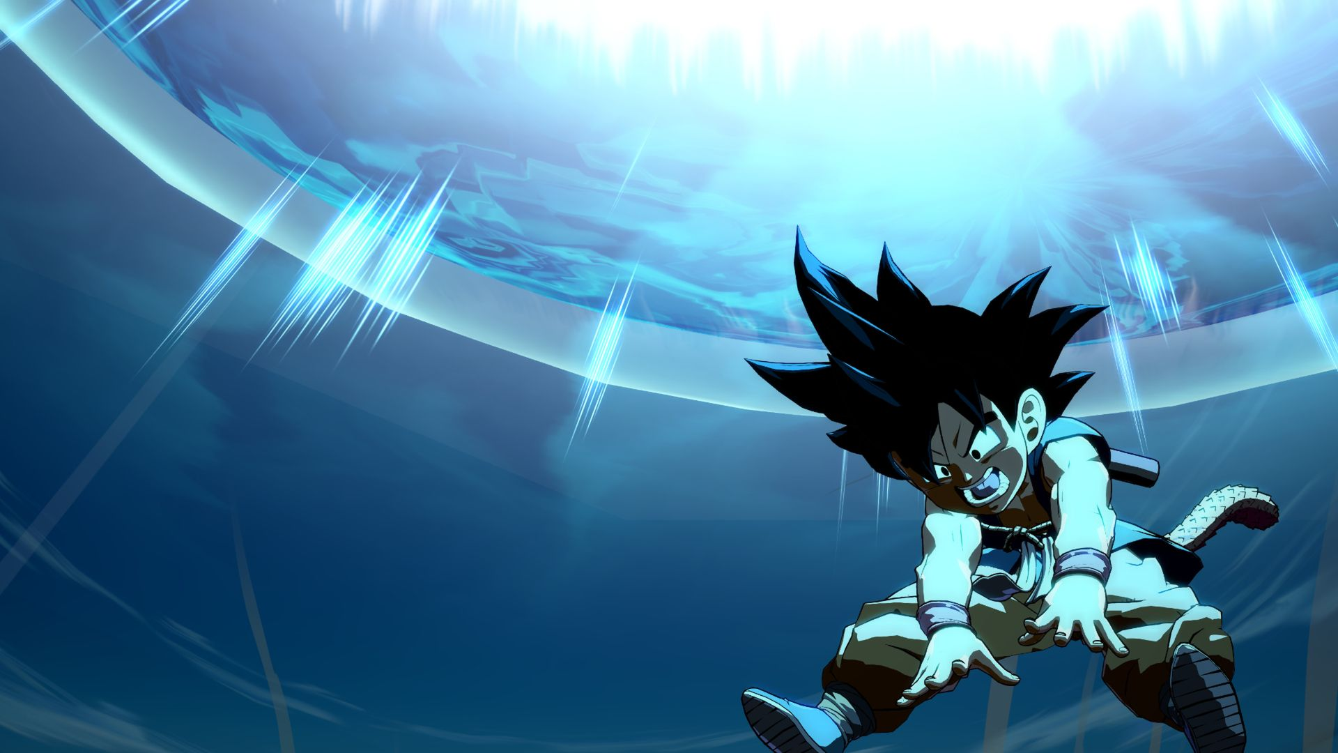 1920x1080 Anime Goku Wallpapers Wallpaper Cave