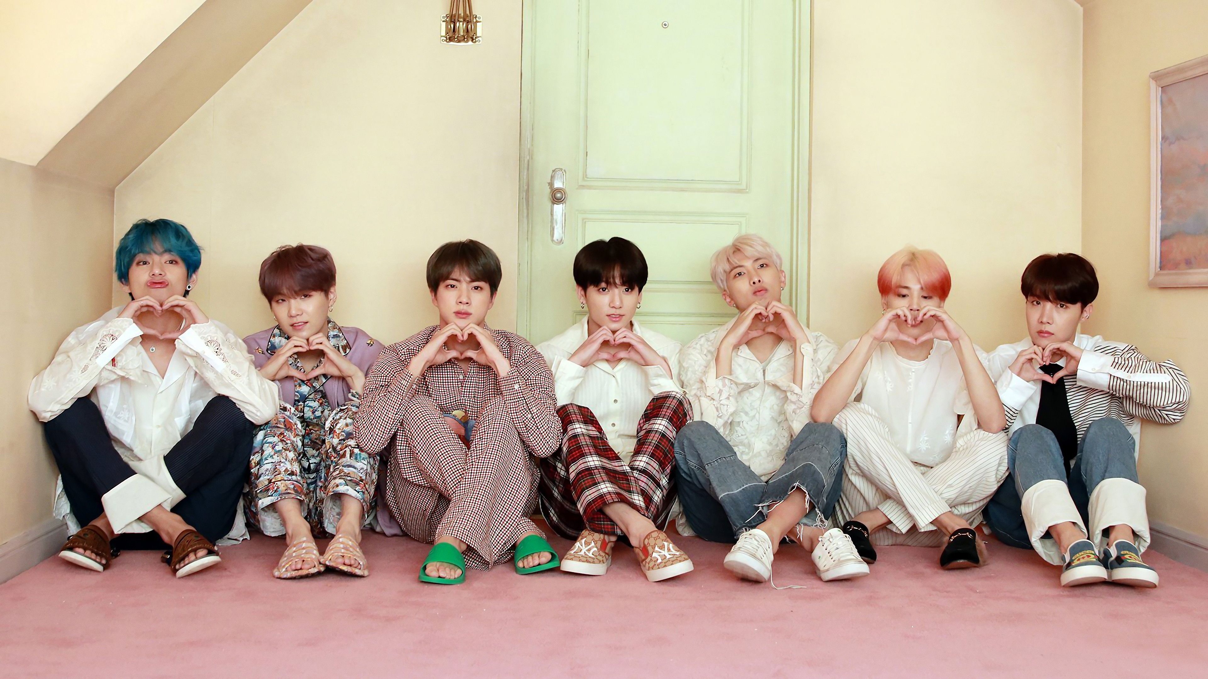 Bts Desktop 2020 Wallpapers Wallpaper Cave