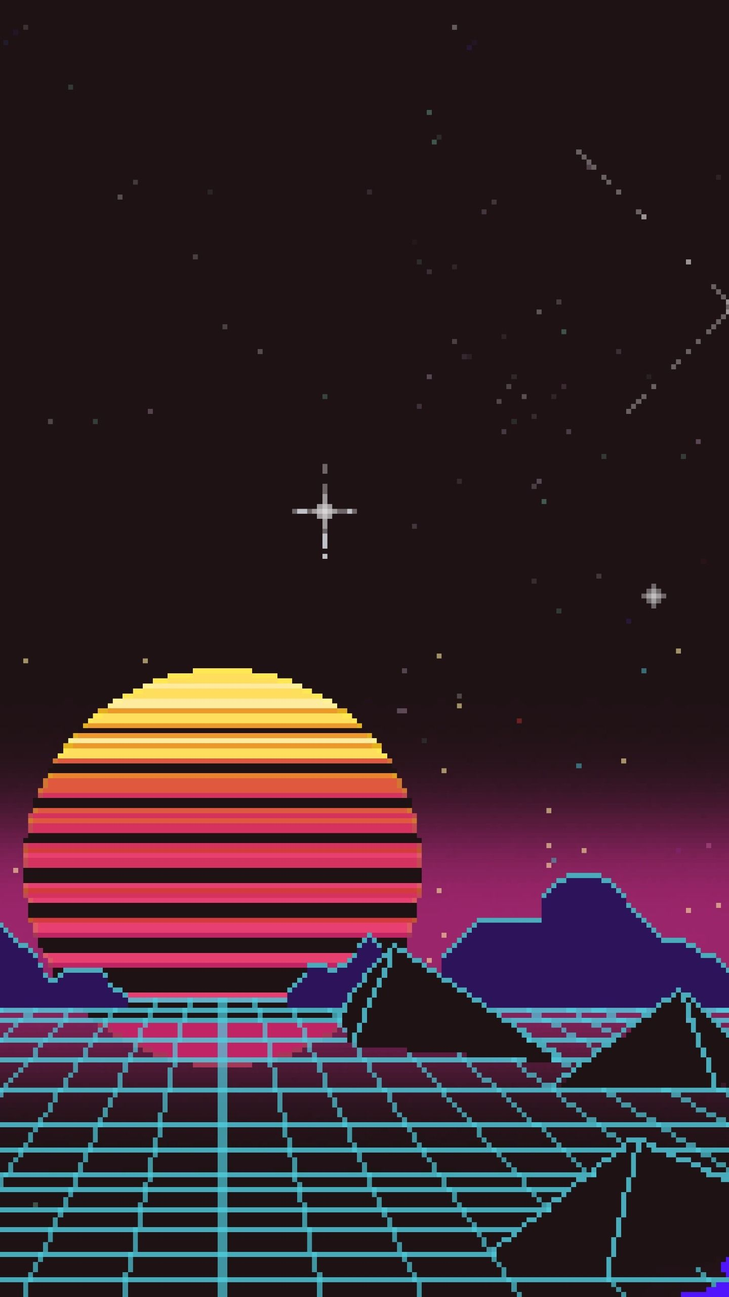 Outrun Desktop Backgrounds posted by Michelle Cunningham