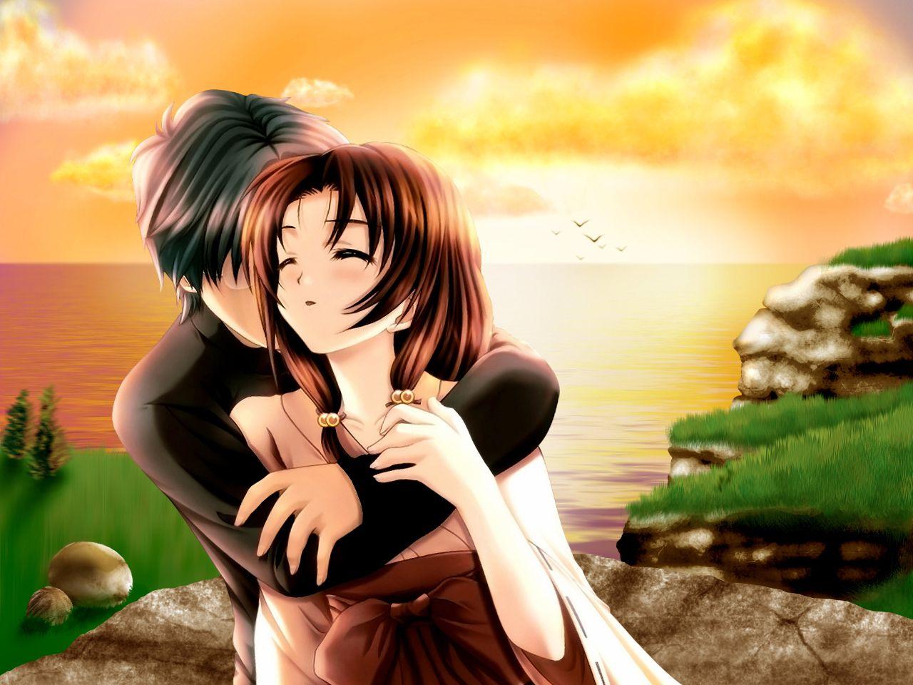 Anime Love Wallpaper Hd 3d gambar ke 14