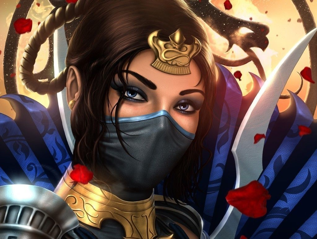 Mortal Kombat Game Girls Wallpapers Wallpaper Cave