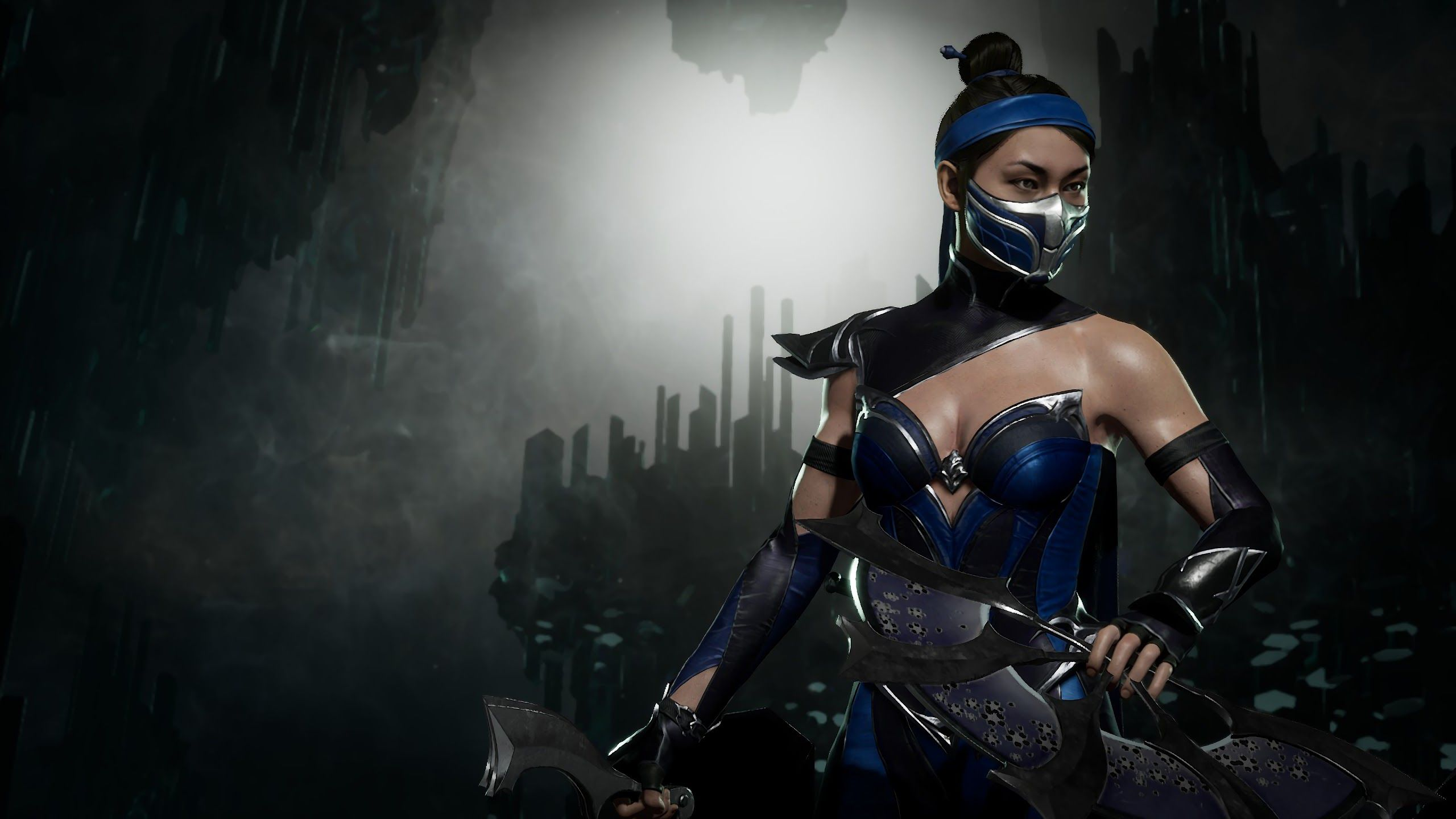 Mortal Kombat Game Girls Wallpapers Wallpaper Cave
