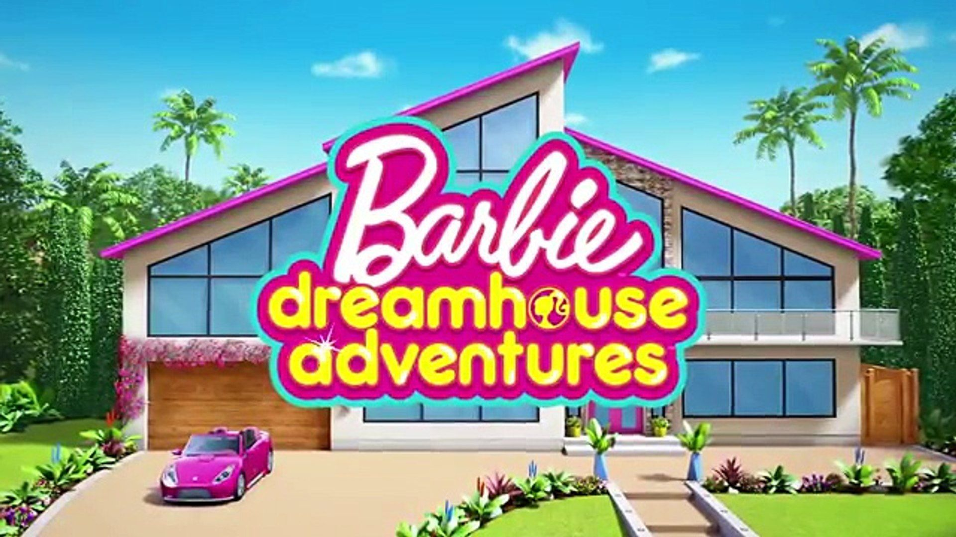 Barbie: Dreamhouse Adventures Wallpapers - Wallpaper Cave
