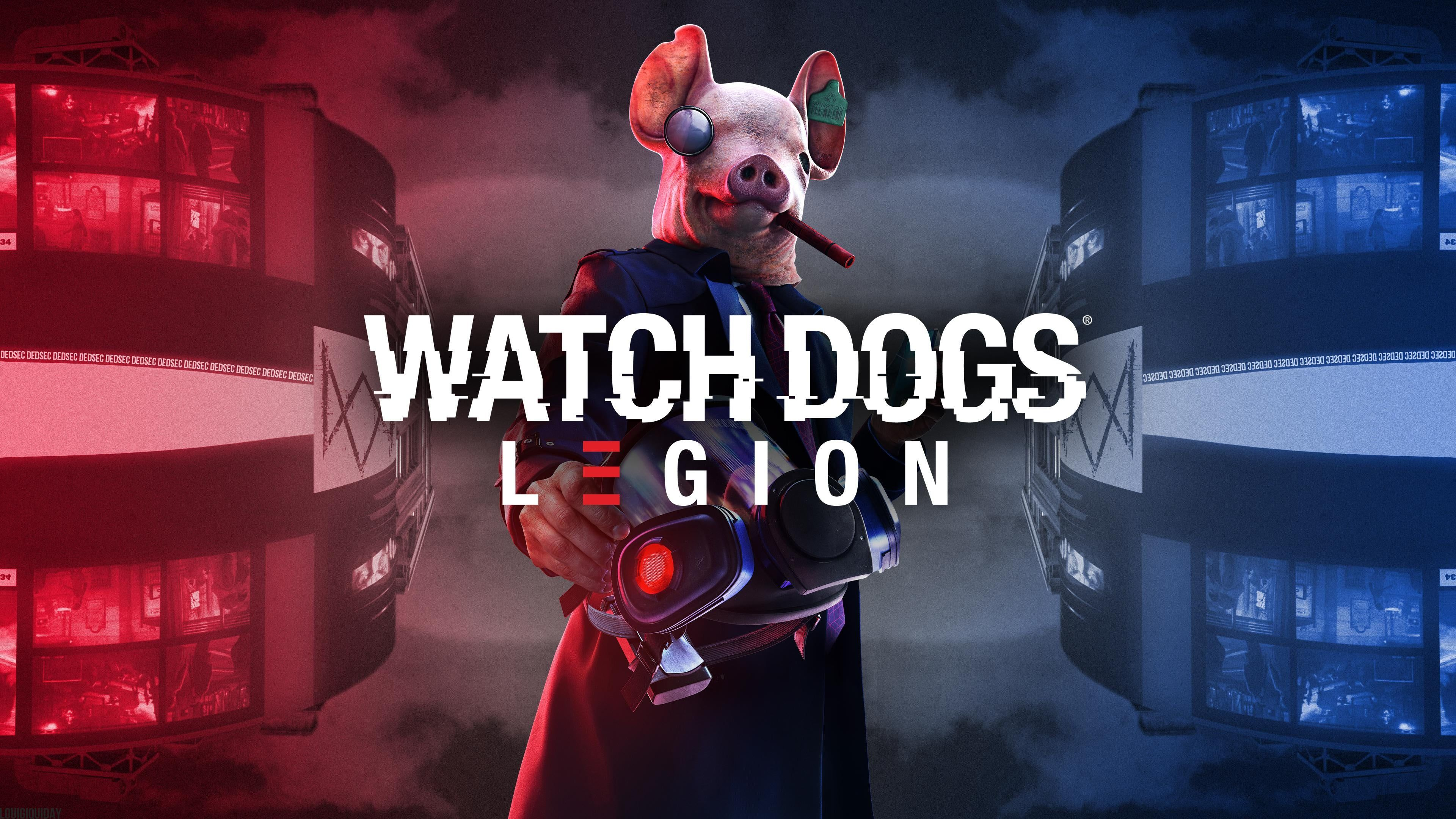 Watch Dogs Legion 2020 Wallpapers - Wallpaper Cave