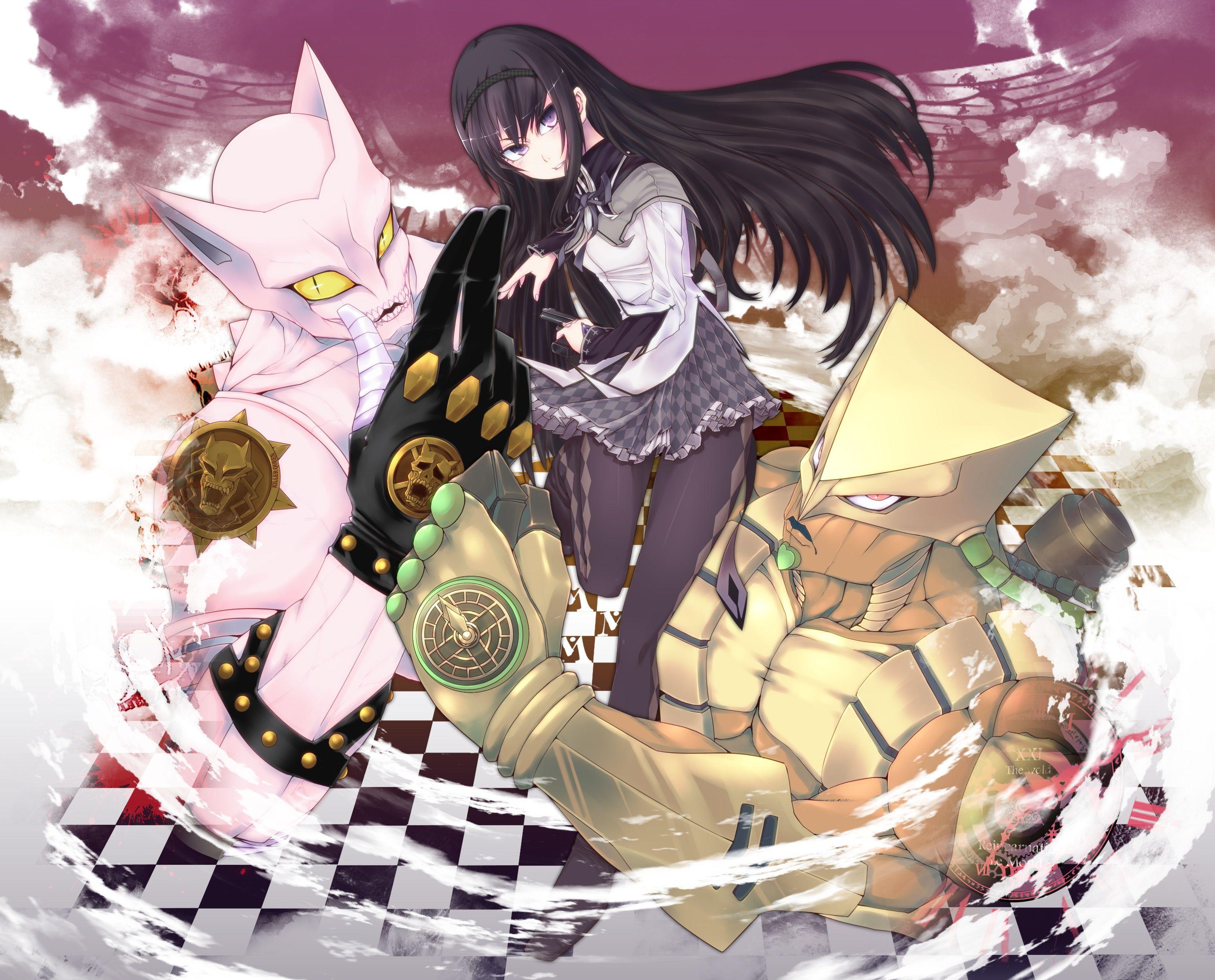 Killer Queen Jojo Wallpaper Pc - Game digital wallpaper ...