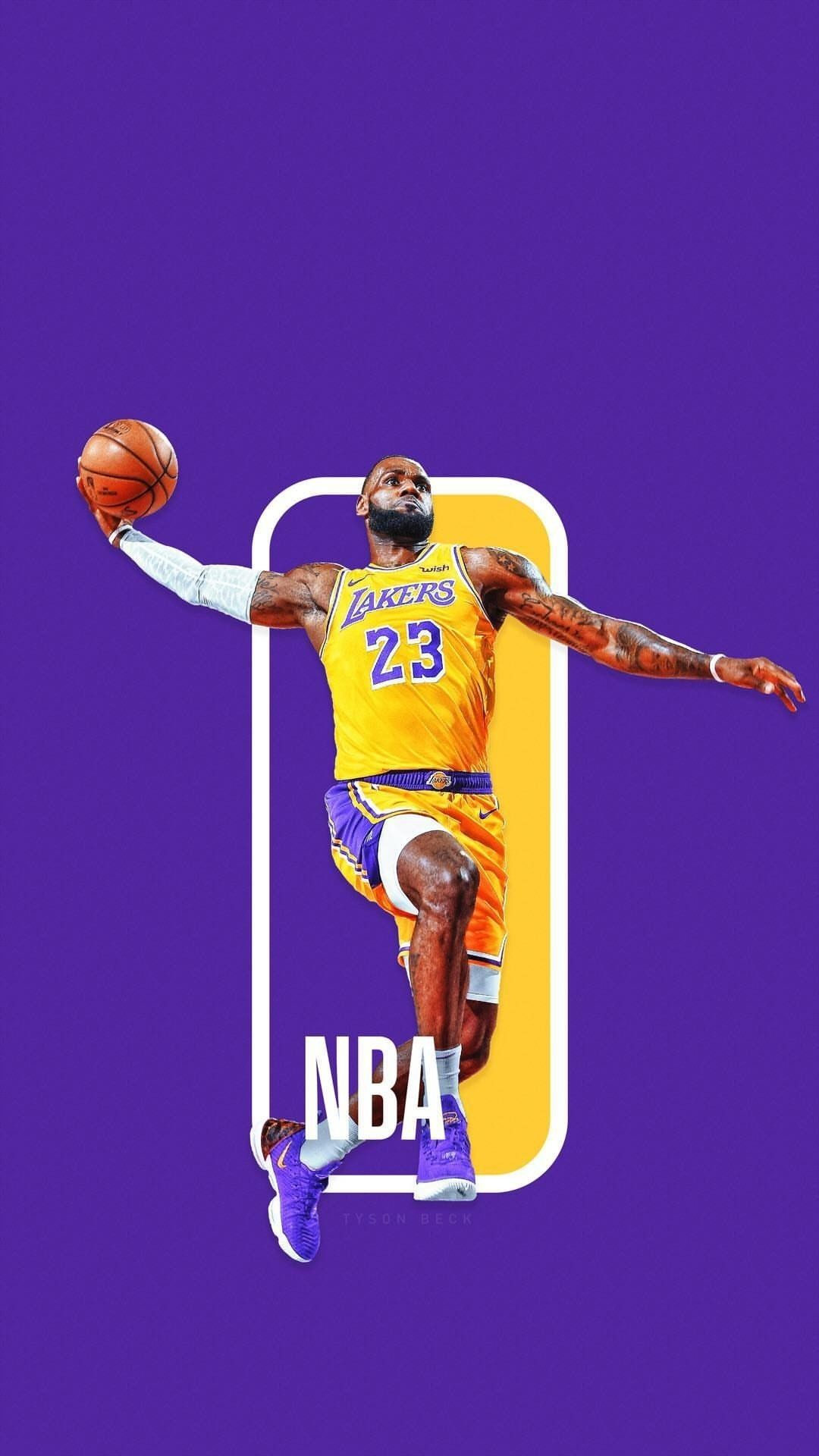 Iphone Lebron James Wallpapers Wallpaper Cave