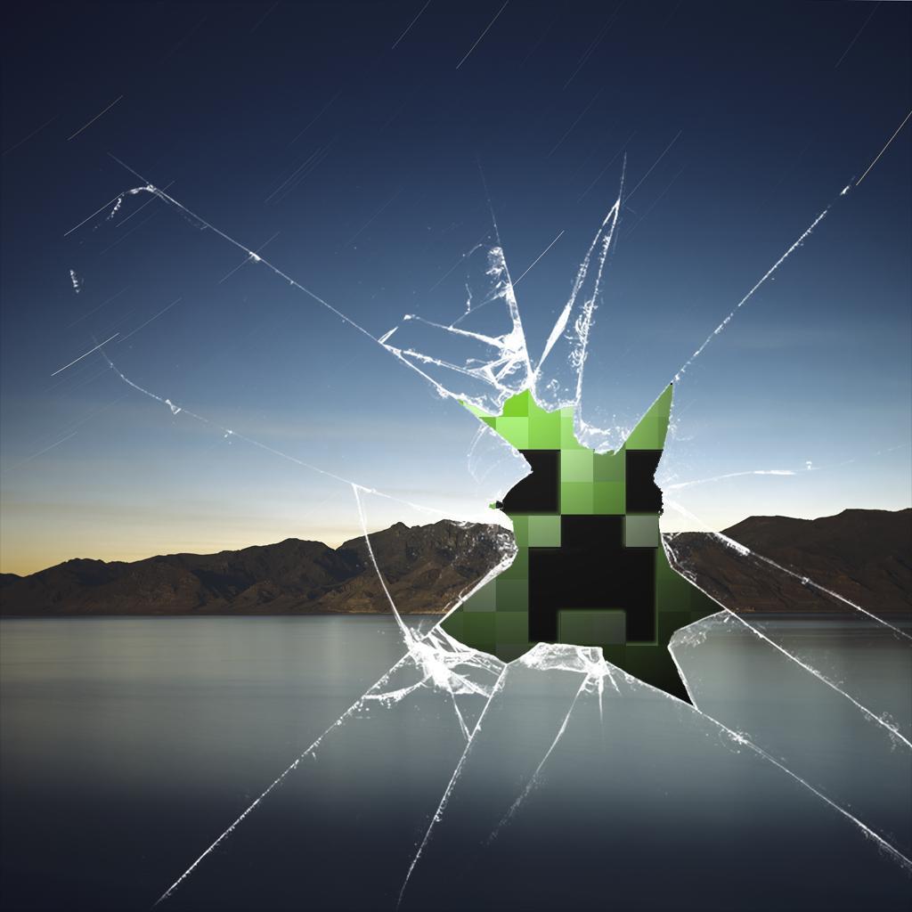 Ipad Wallpaper: Aesthetic Minecraft Wallpapers