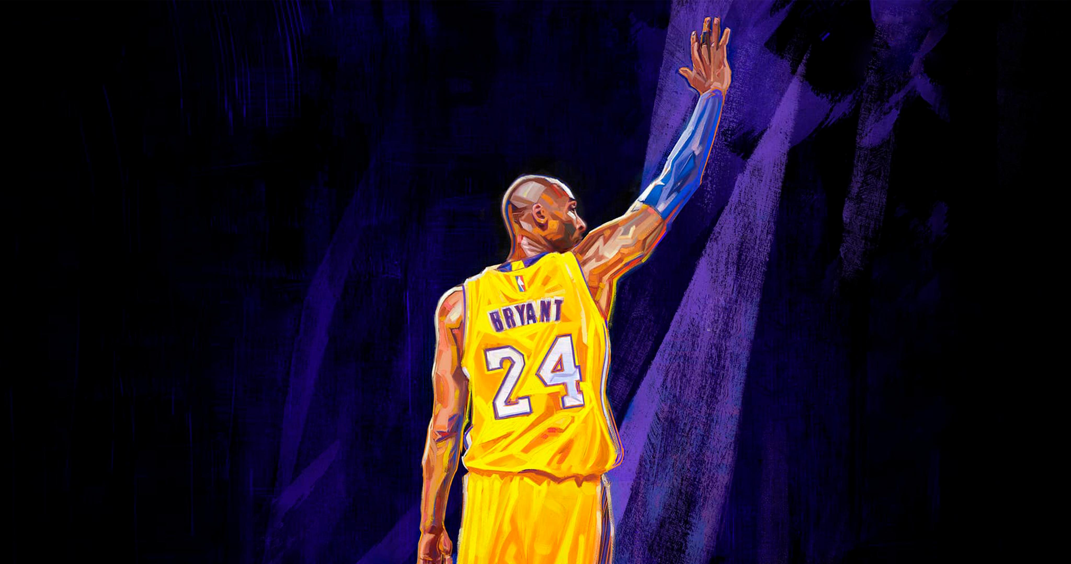 Desktop NBA 2k21 Kobe Wallpapers - Wallpaper Cave