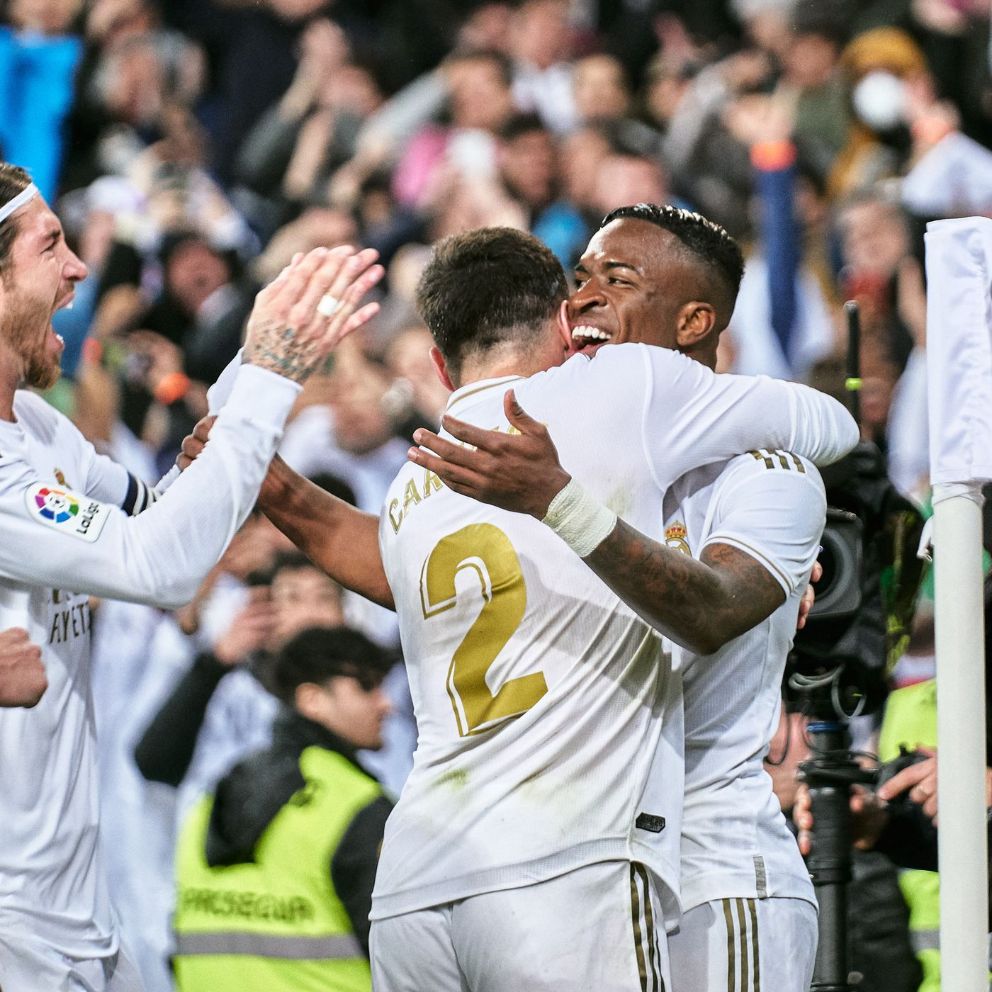 Player Ratings: Real Madrid 2