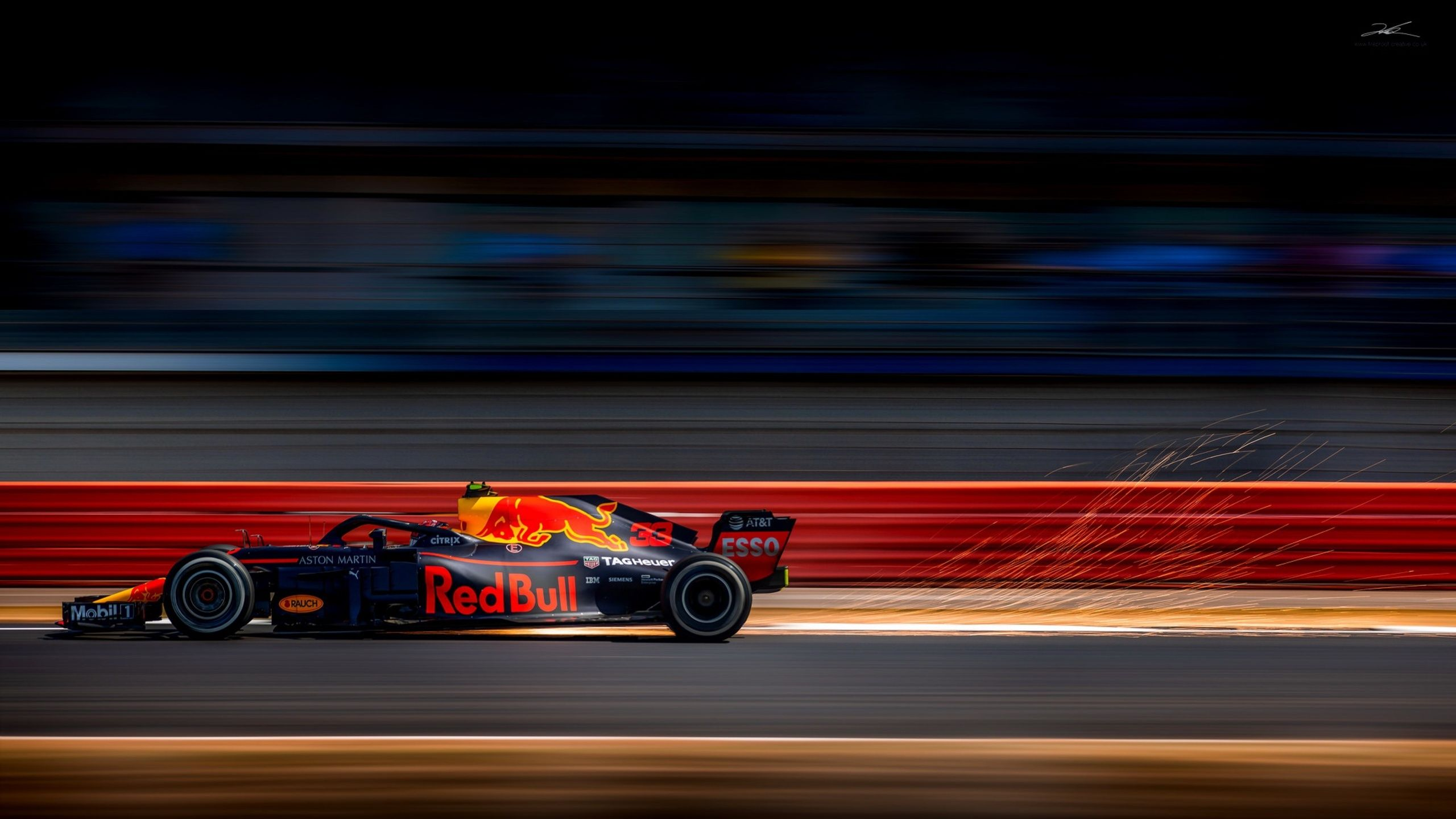 Red Bull Racing Teams Background 6
