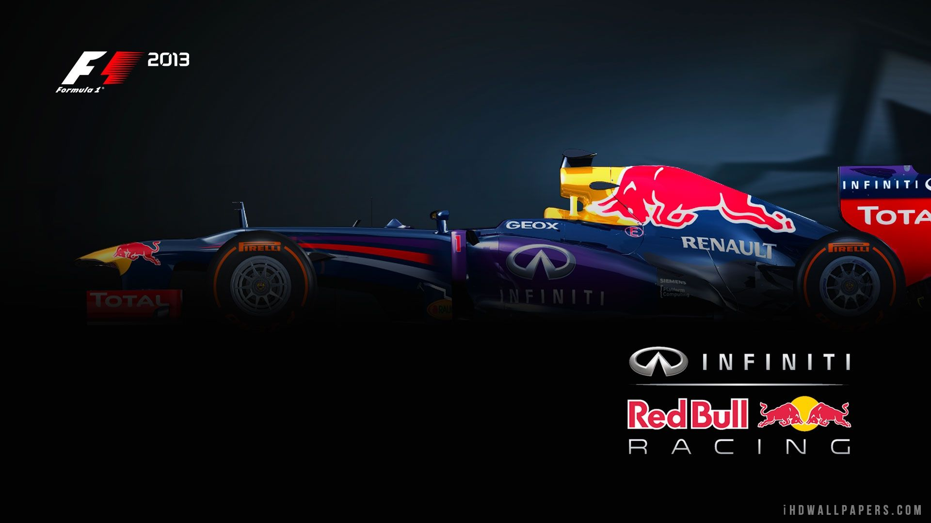 Red Bull Racing Background 7