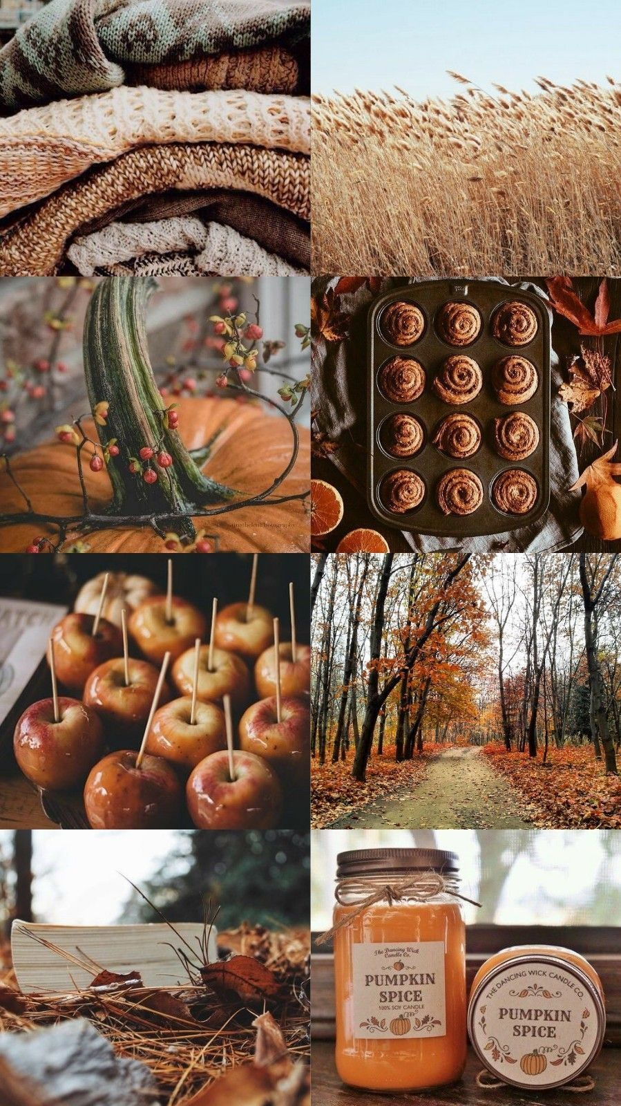 Fall Collage Wallpapers - Wallpaper Cave