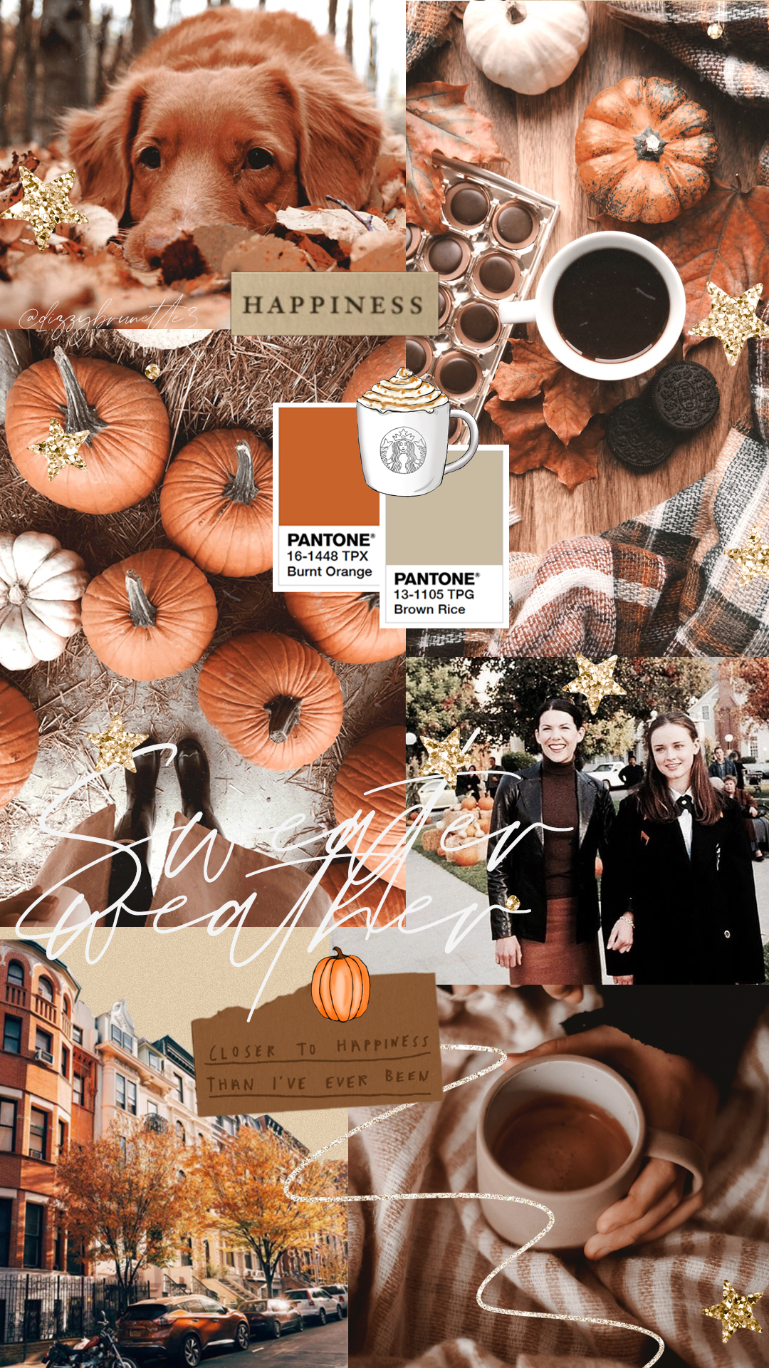 Autumn Collages Wallpapers Wallpaper Cave