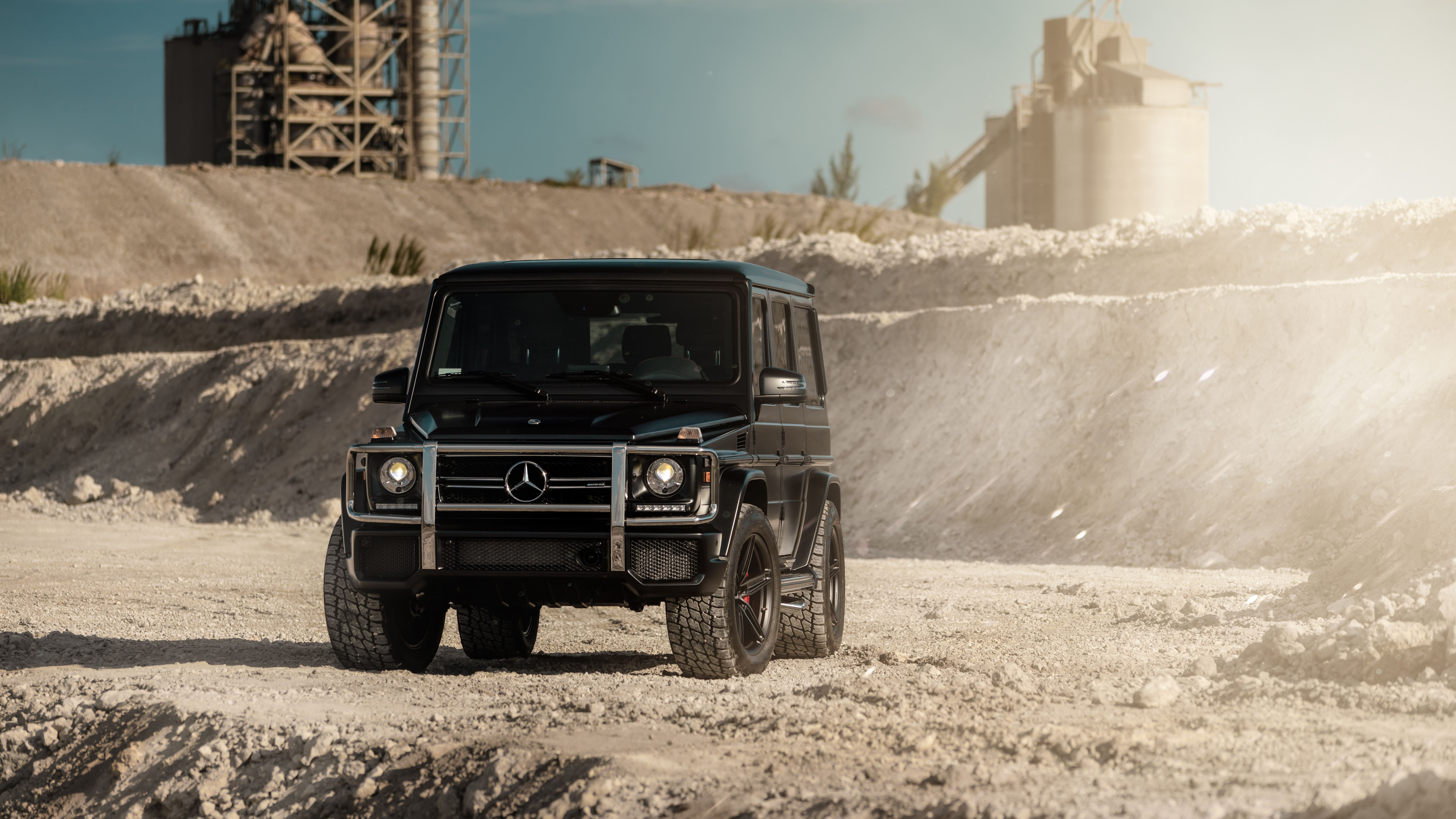 G Wagon 6x6 Wallpapers Wallpaper Cave