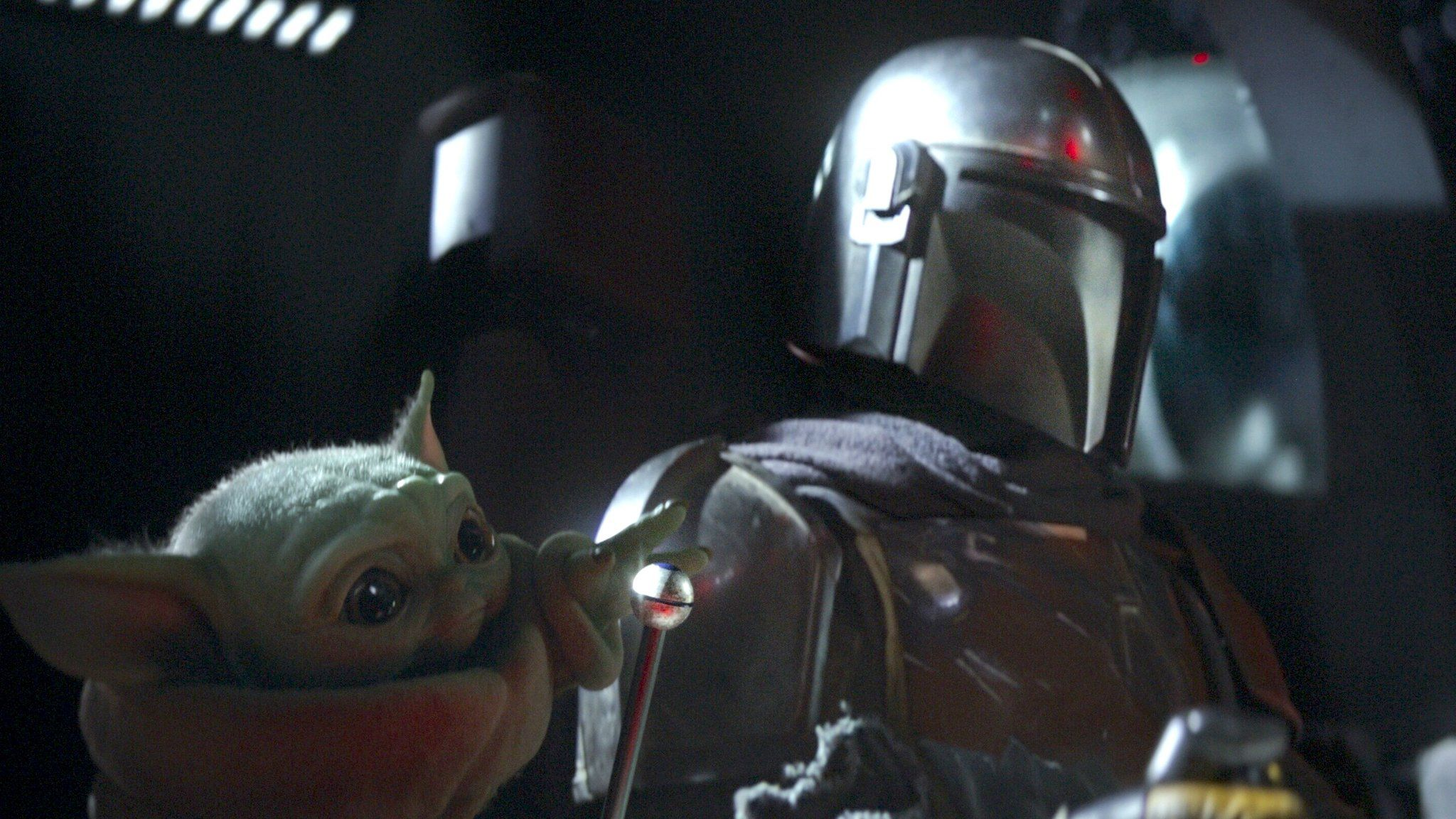 The Mandalorian' Director: Baby Yoda 'Steals the Show'