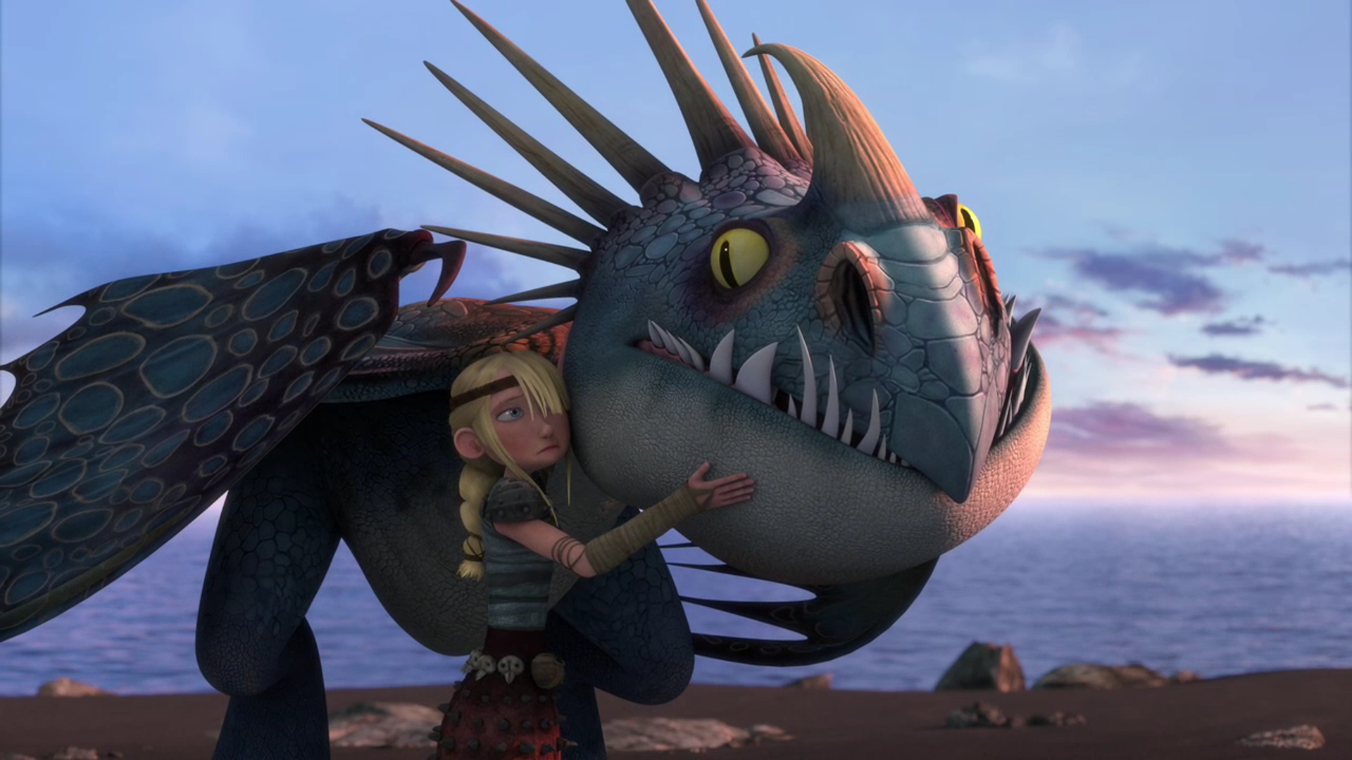 Фото всех драконов из как приручить дракона