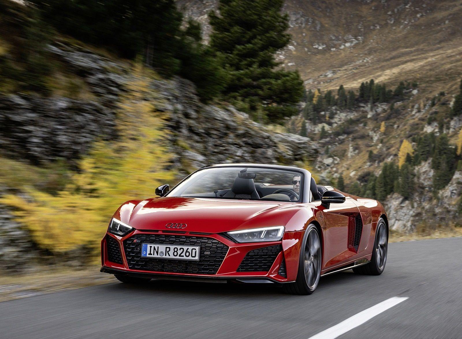 Audi R8 2020 Wallpapers - Wallpaper Cave
