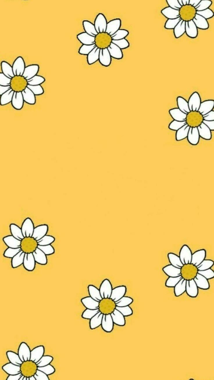 Aesthetic Yellow Girly Wallpapers - Wallpaper Cave