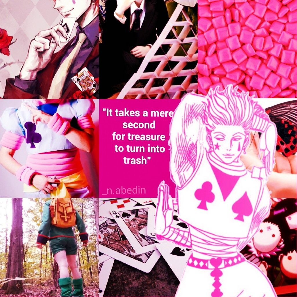 Hunter X Hunter Hisoka Aesthetic