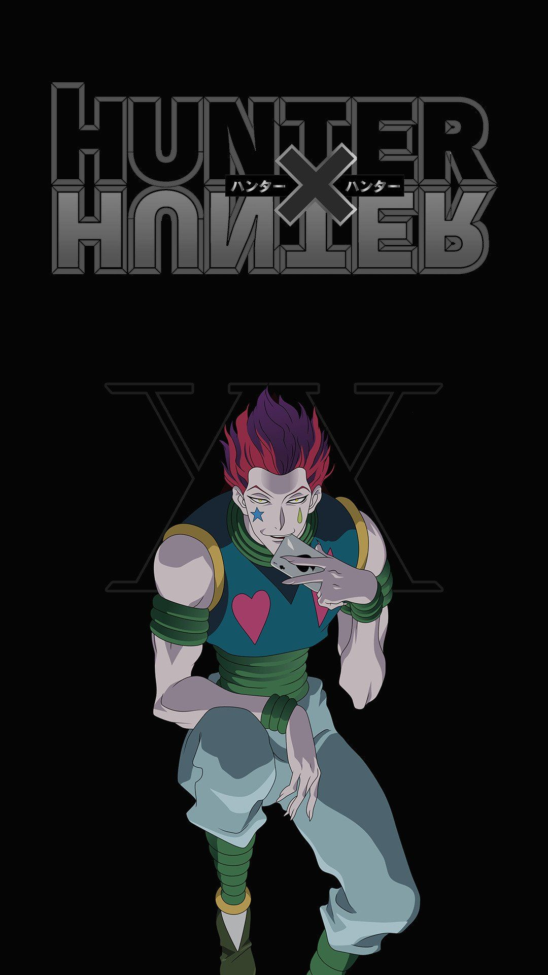 Anime Hunter X Hunter Hisoka Wallpapers