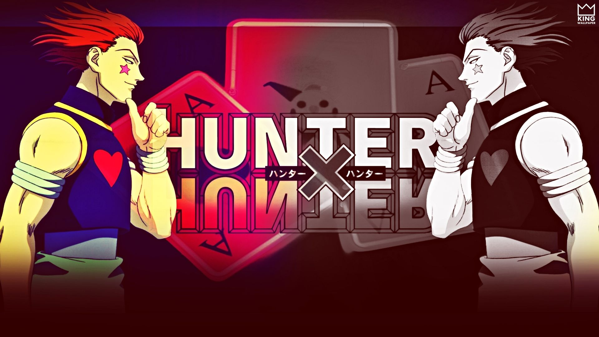 50+] Hunter X Hunter Hisoka Wallpapers