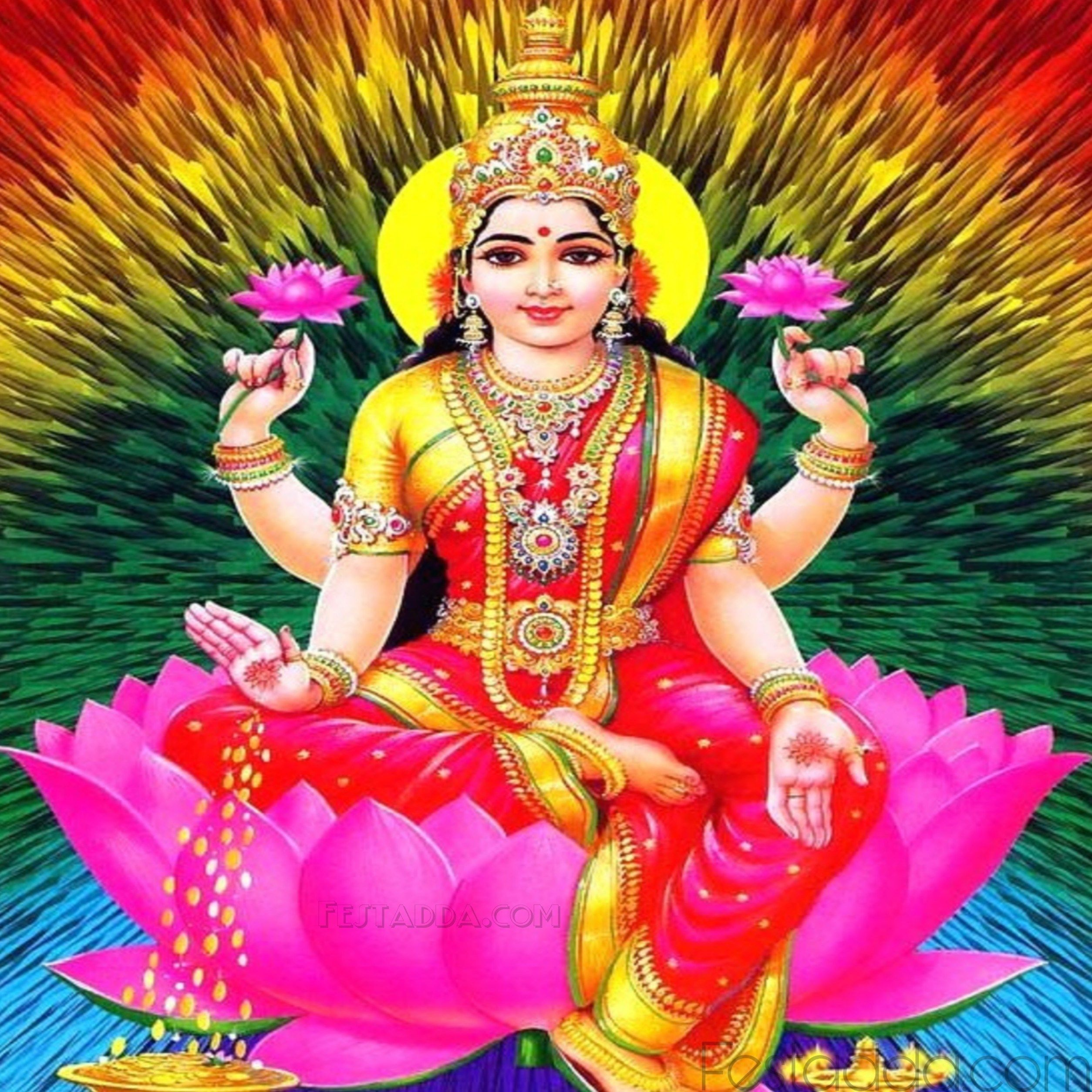 Varalakshmi Devi Wallpapers - Wallpaper Cave