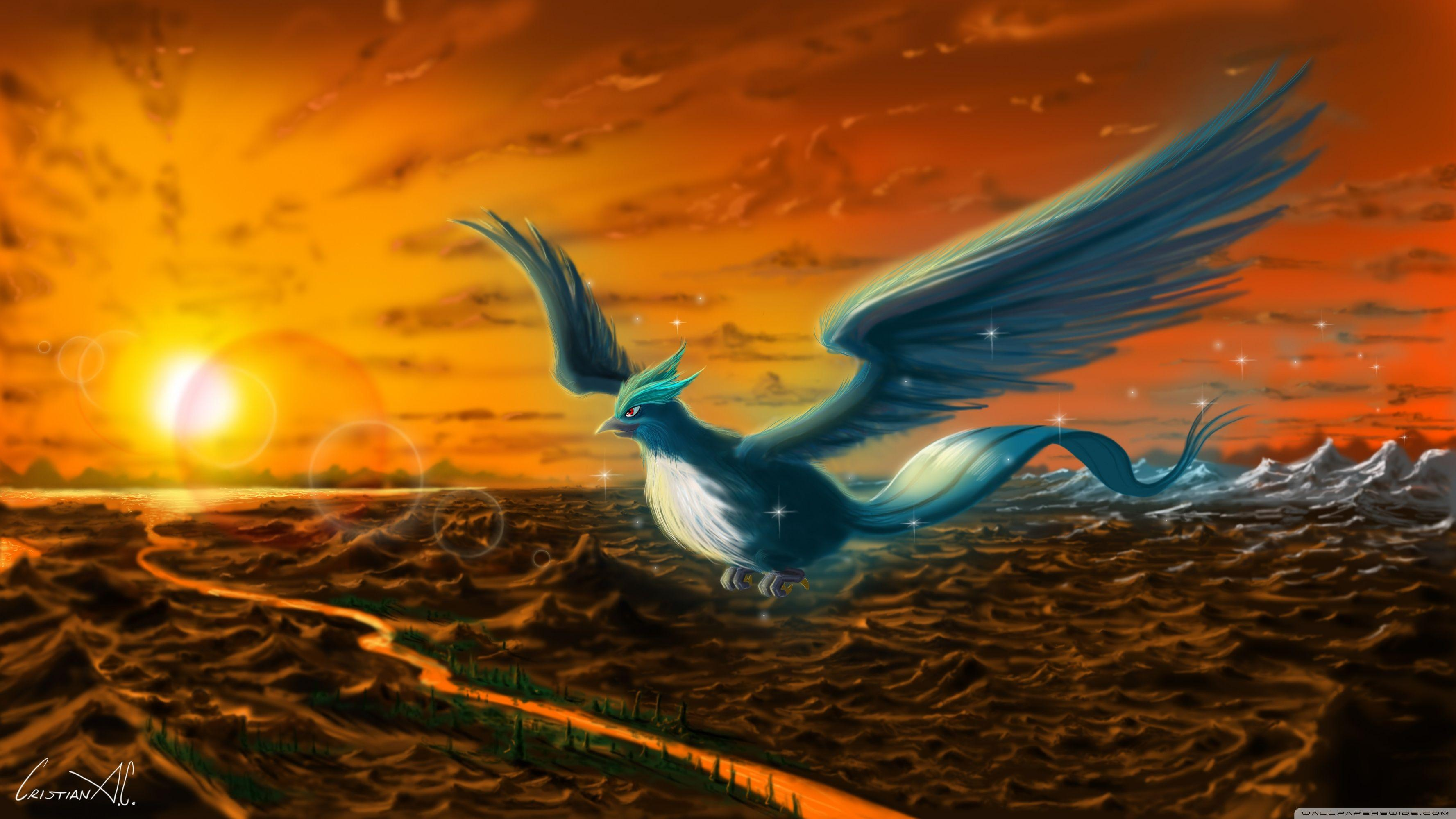 Articuno Hd Wallpapers Wallpaper Cave