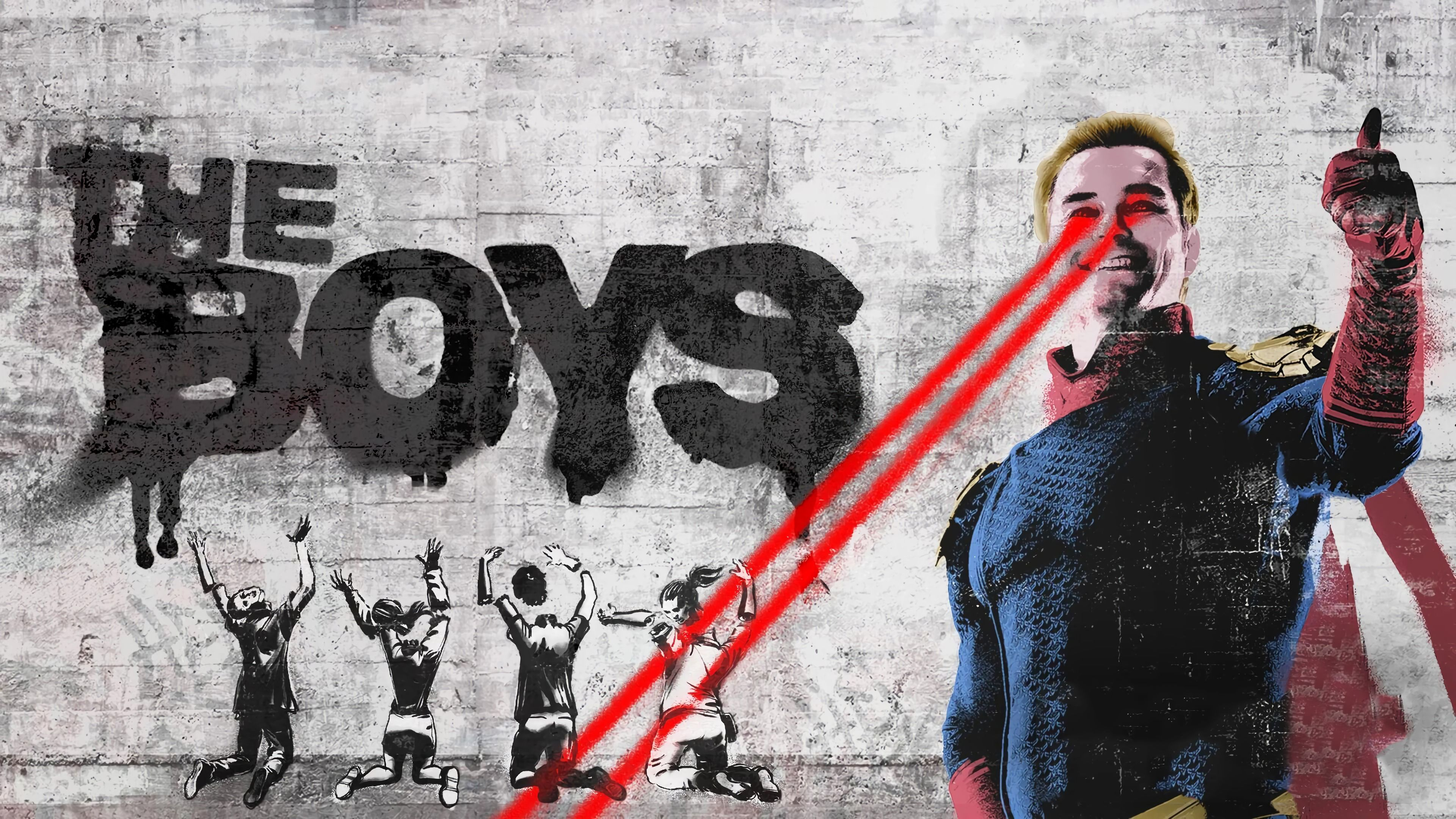 The Boys Teams Background 3
