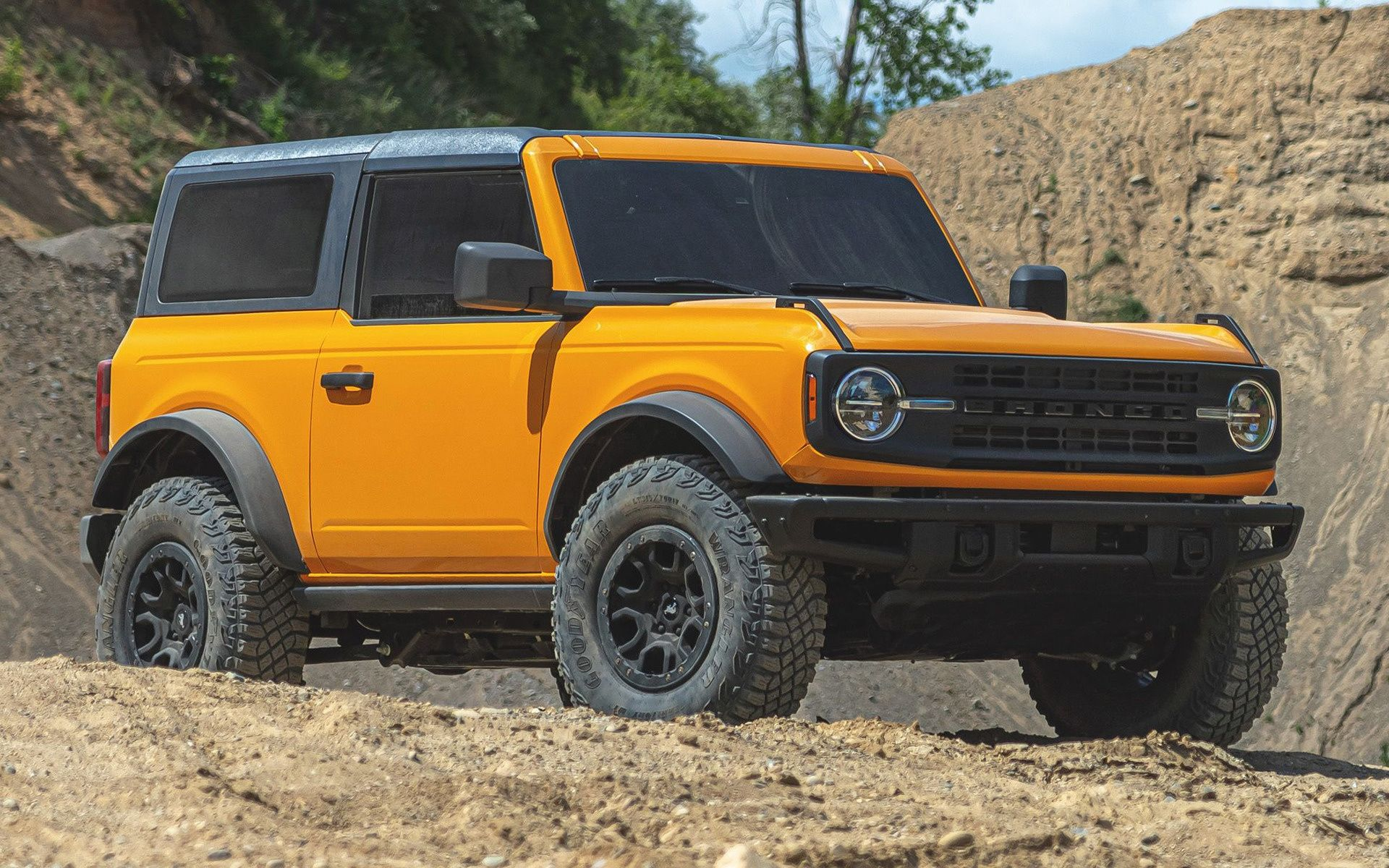 2021 Ford Bronco Sport First Edition HD Wallpapers ...
