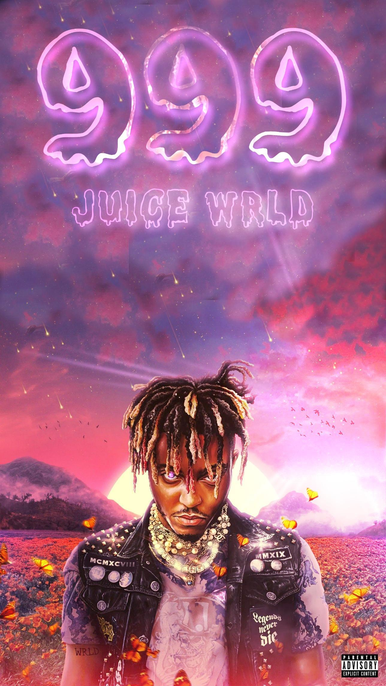 Juice Wrld Album Cover Wallpapers Wallpaper Cave
