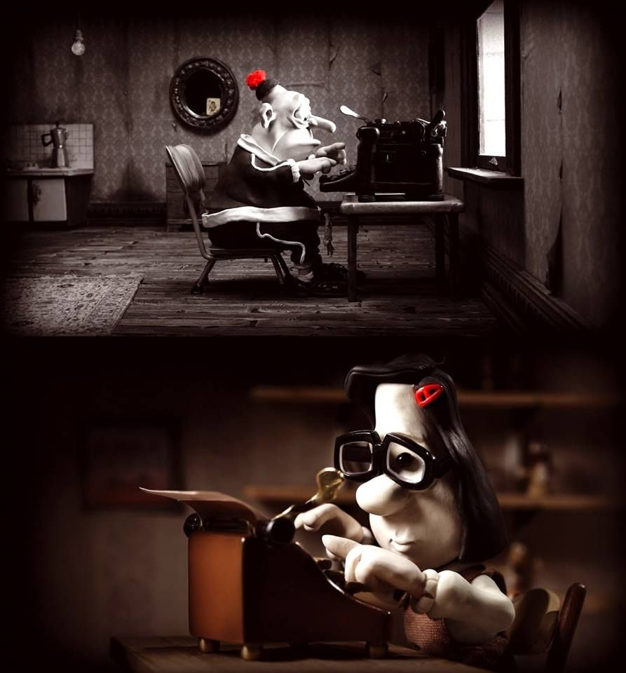 Mary And Max Wallpapers Wallpaper Cave