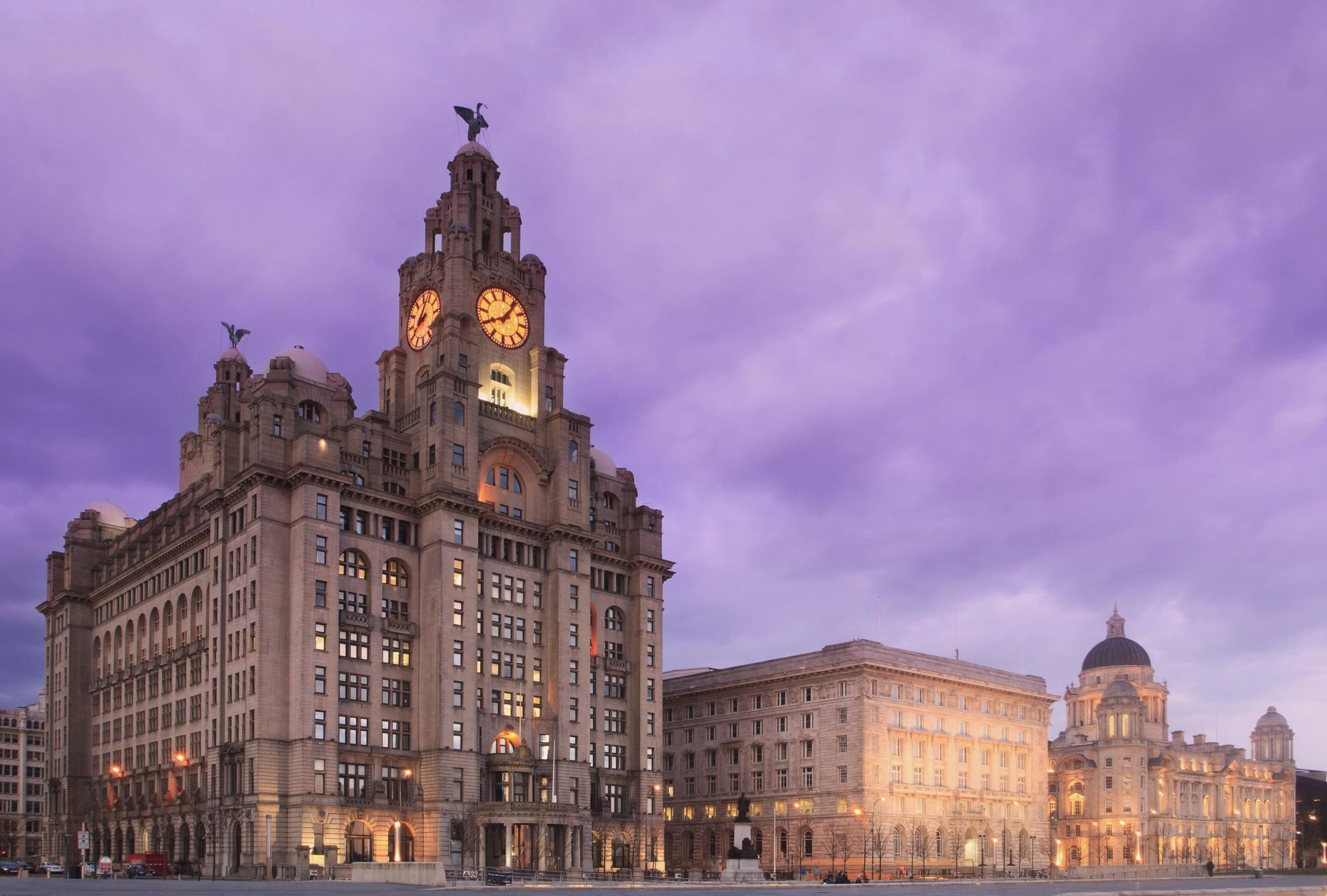 Liverpool City Wallpapers Wallpaper Cave