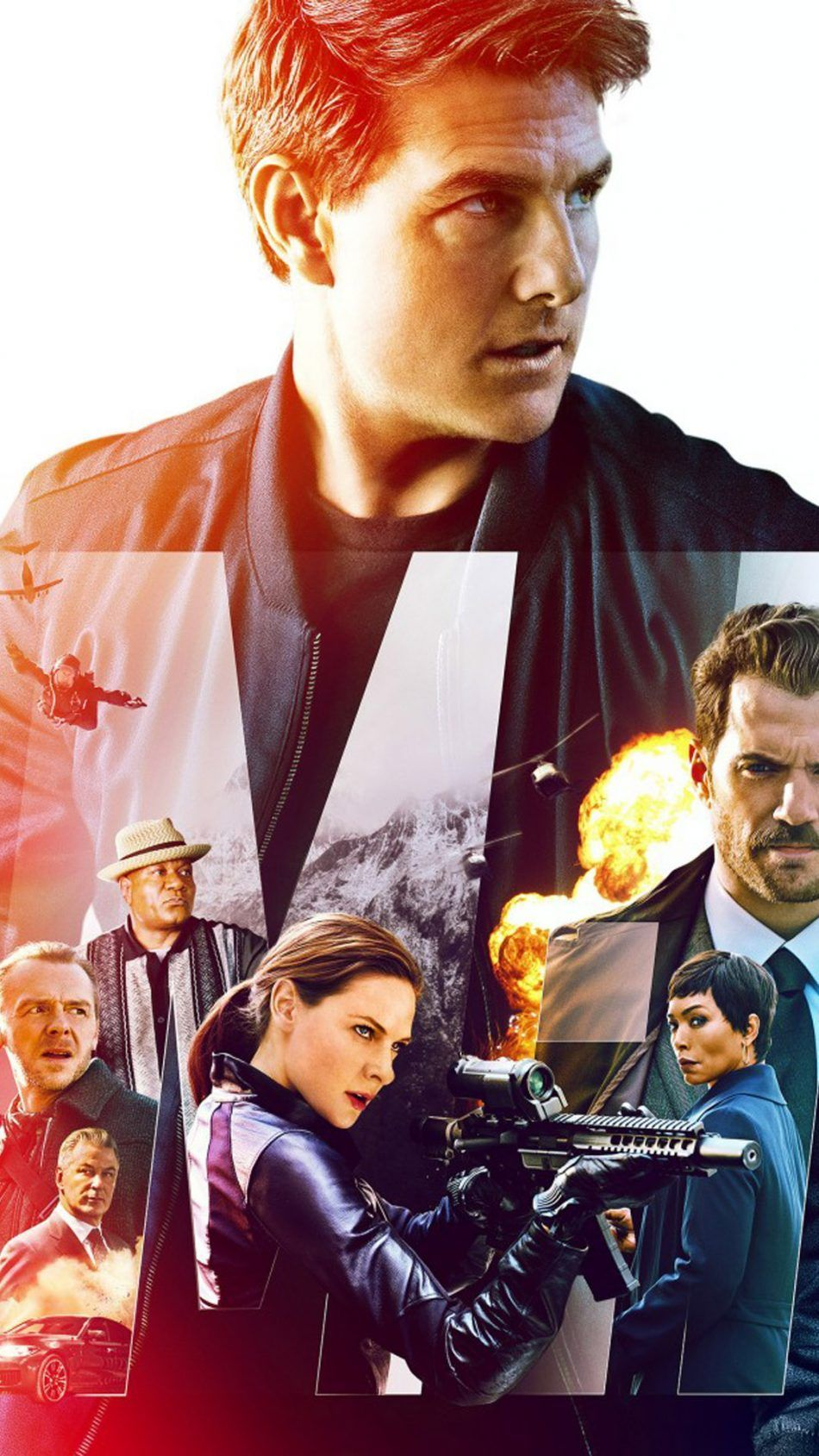 Mission Impossible Movies Wallpapers Wallpaper Cave