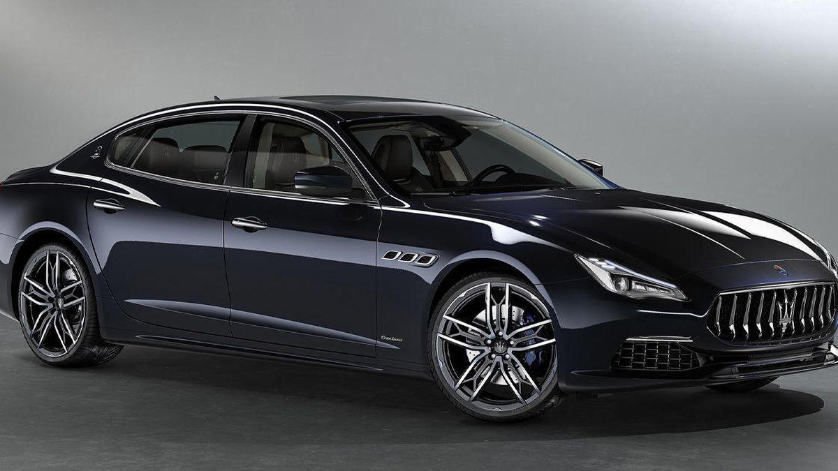 Maserati Ghibli Gran Lusso Hybrid 2020 HD Wallpapers ...