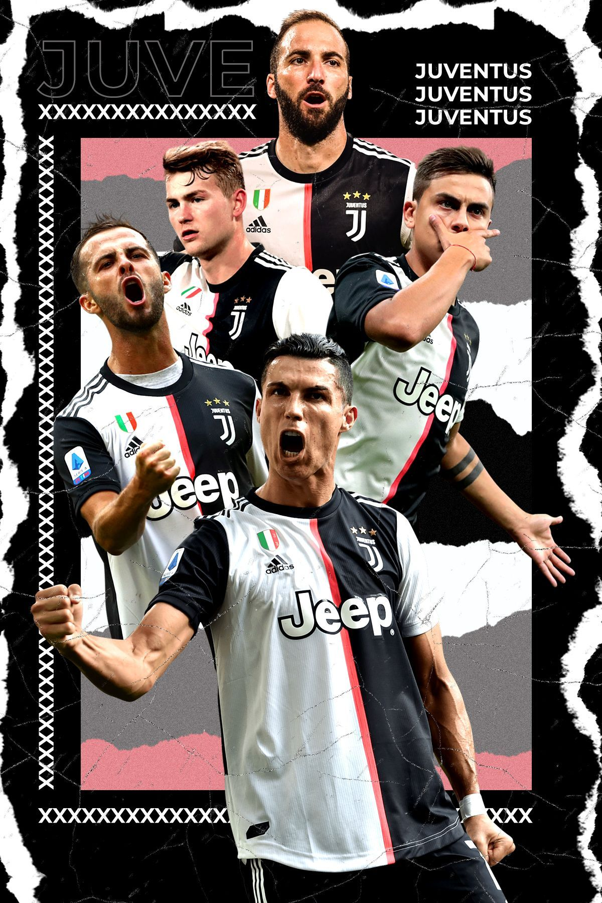 Juventus Serie A Champions 2020 Wallpapers Wallpaper Cave