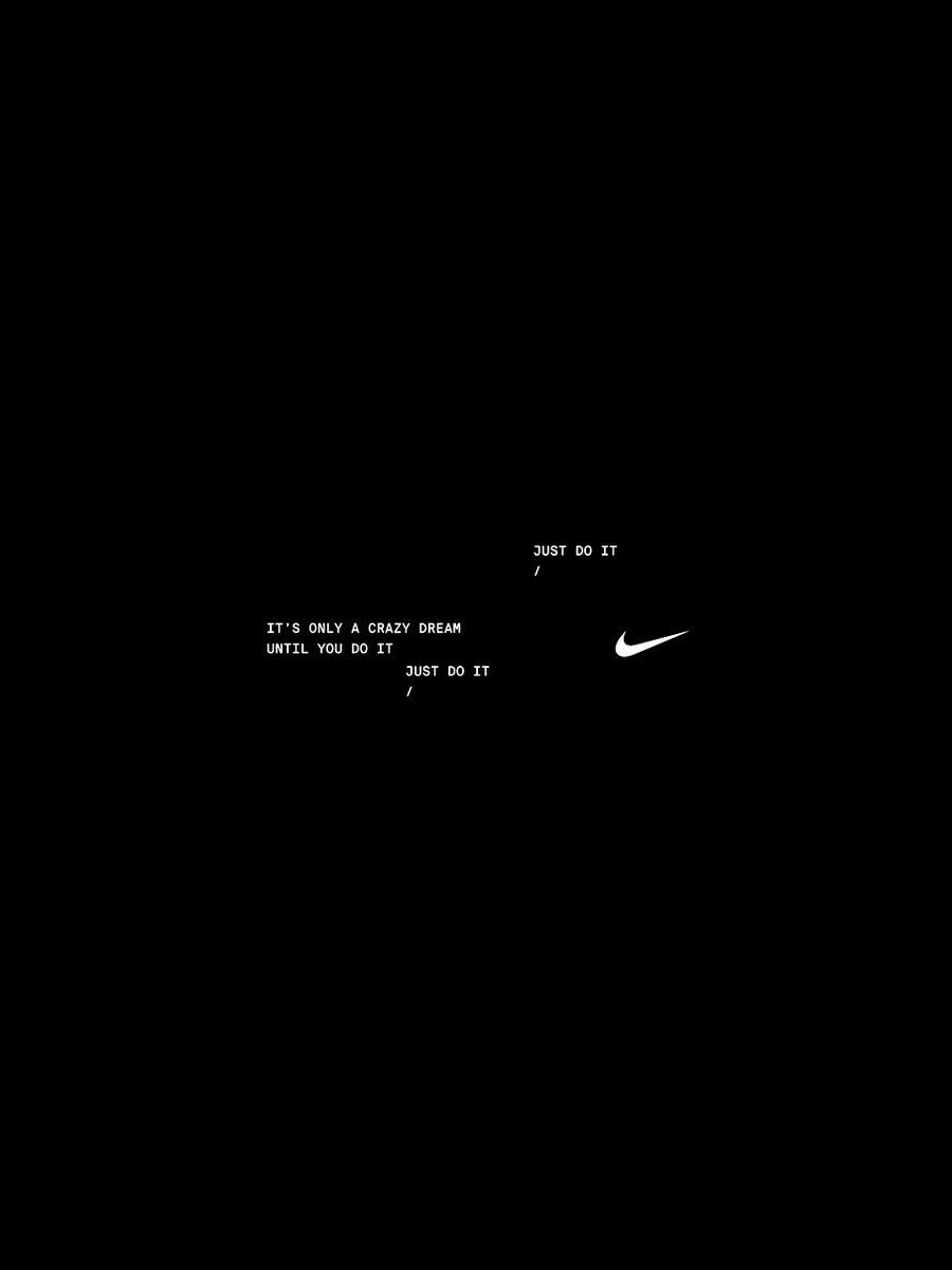 Nike Just Do It Amoled Wallpapers ...