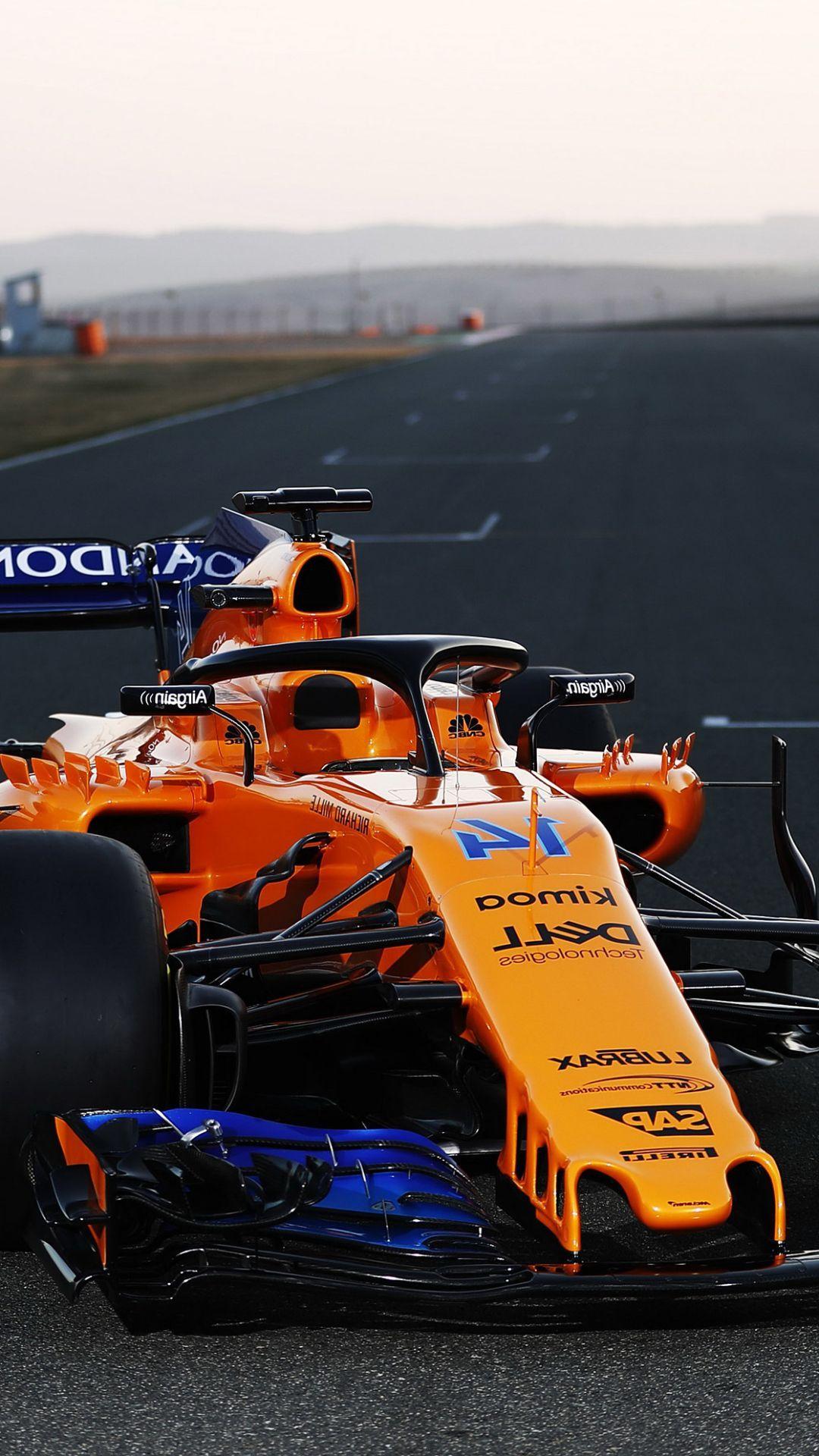 F1 McLaren Wallpapers - Wallpaper Cave