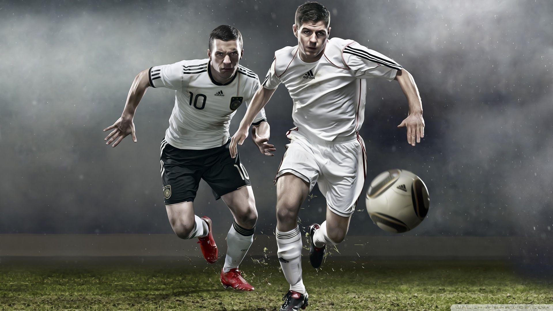 Futbol Hd Wallpapers Wallpaper Cave
