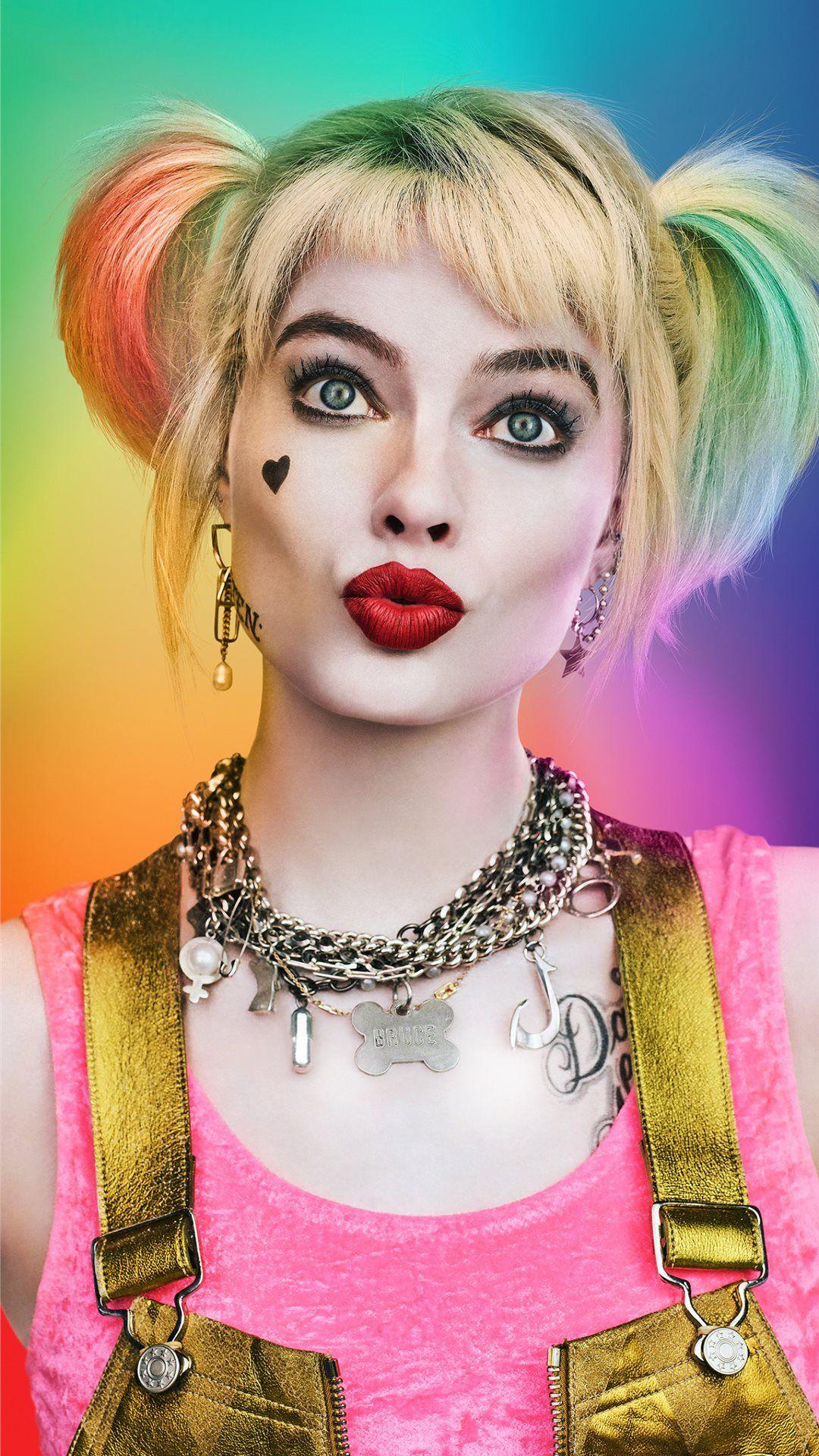 Harley Quinn Mobile Wallpapers - Wallpaper Cave
