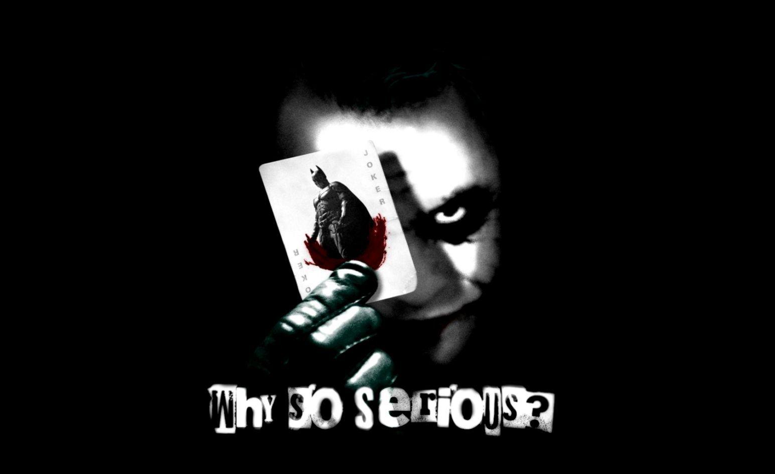 Joker Black And White Wallpapers Wallpaper Cave
