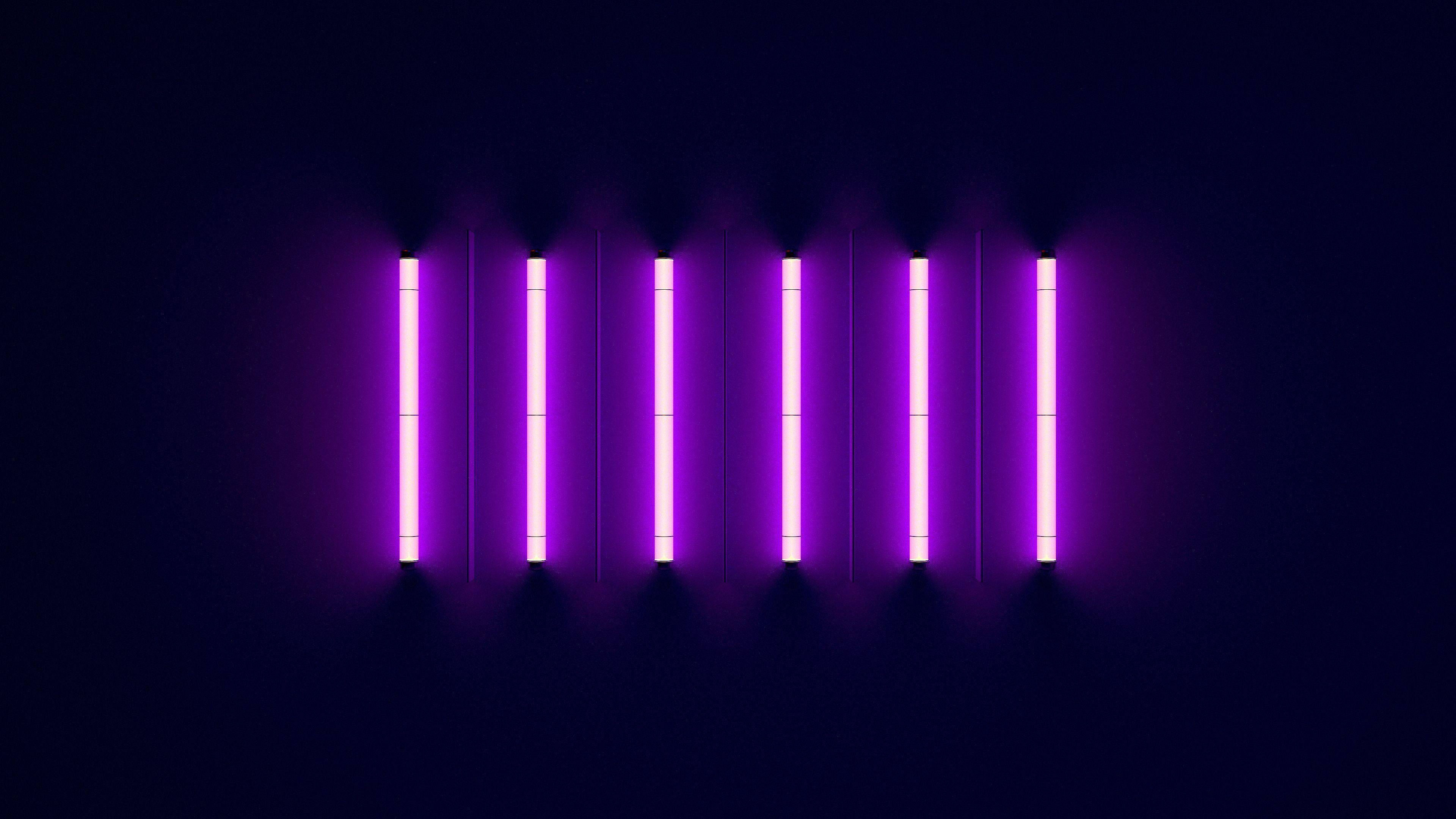 11+ Best Laptop Neon Lights Wallpaper
