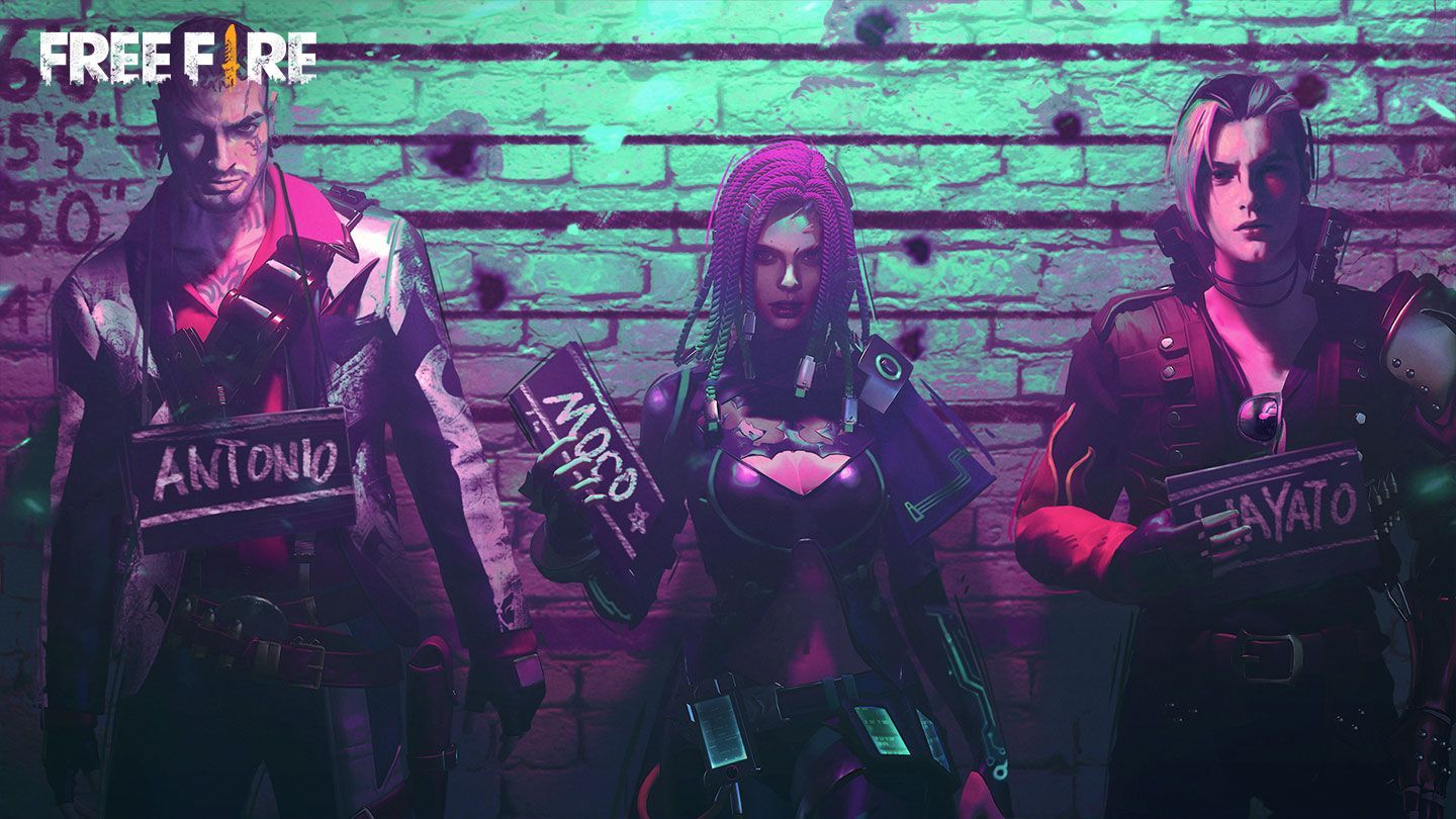 Free Fire Banner Wallpapers Wallpaper Cave