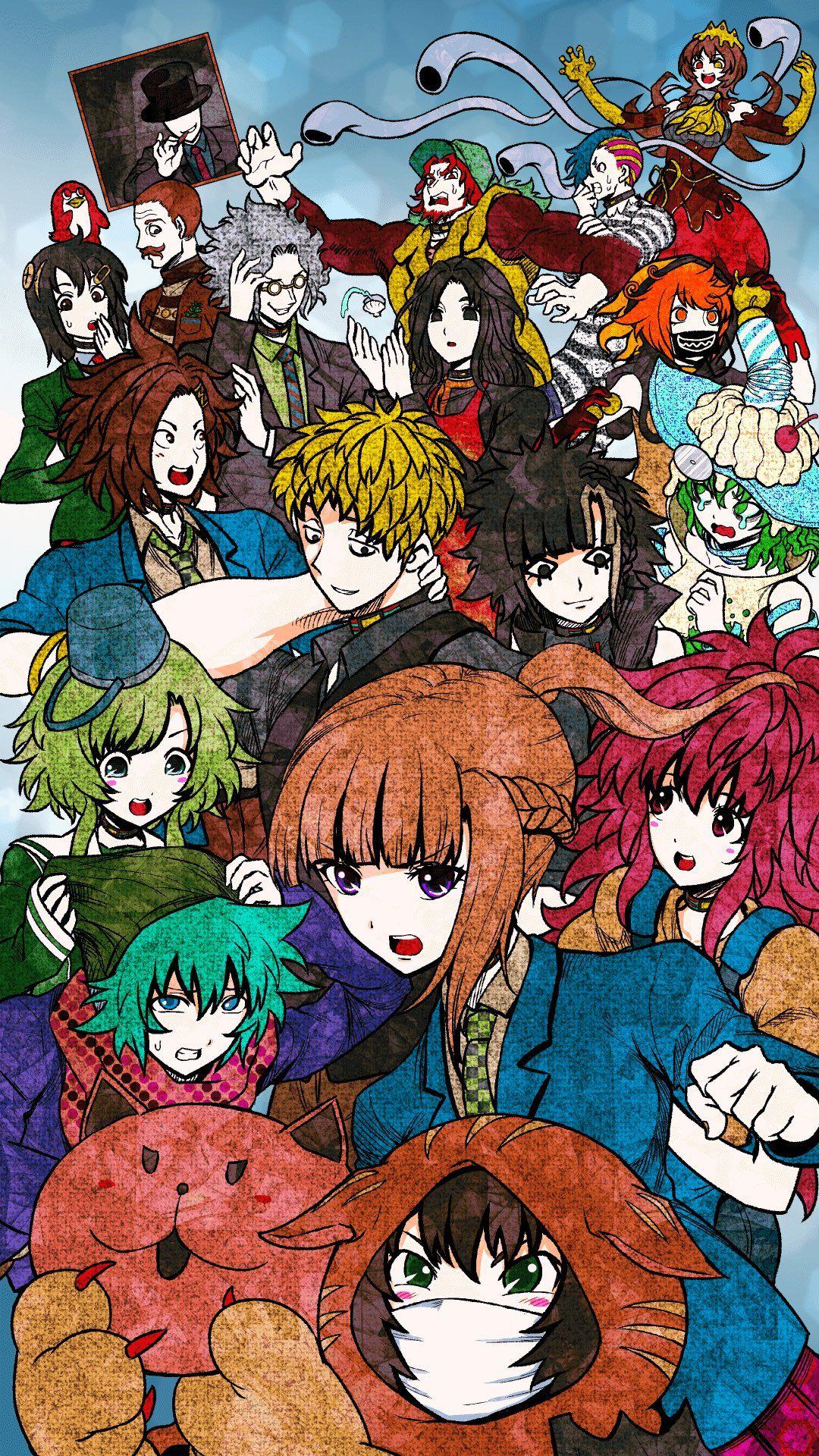 turn shine ga kimi yttd wallpapers ranger rio shin kai anime tsukimi joe satou reko nao tier taro tazuna safalin