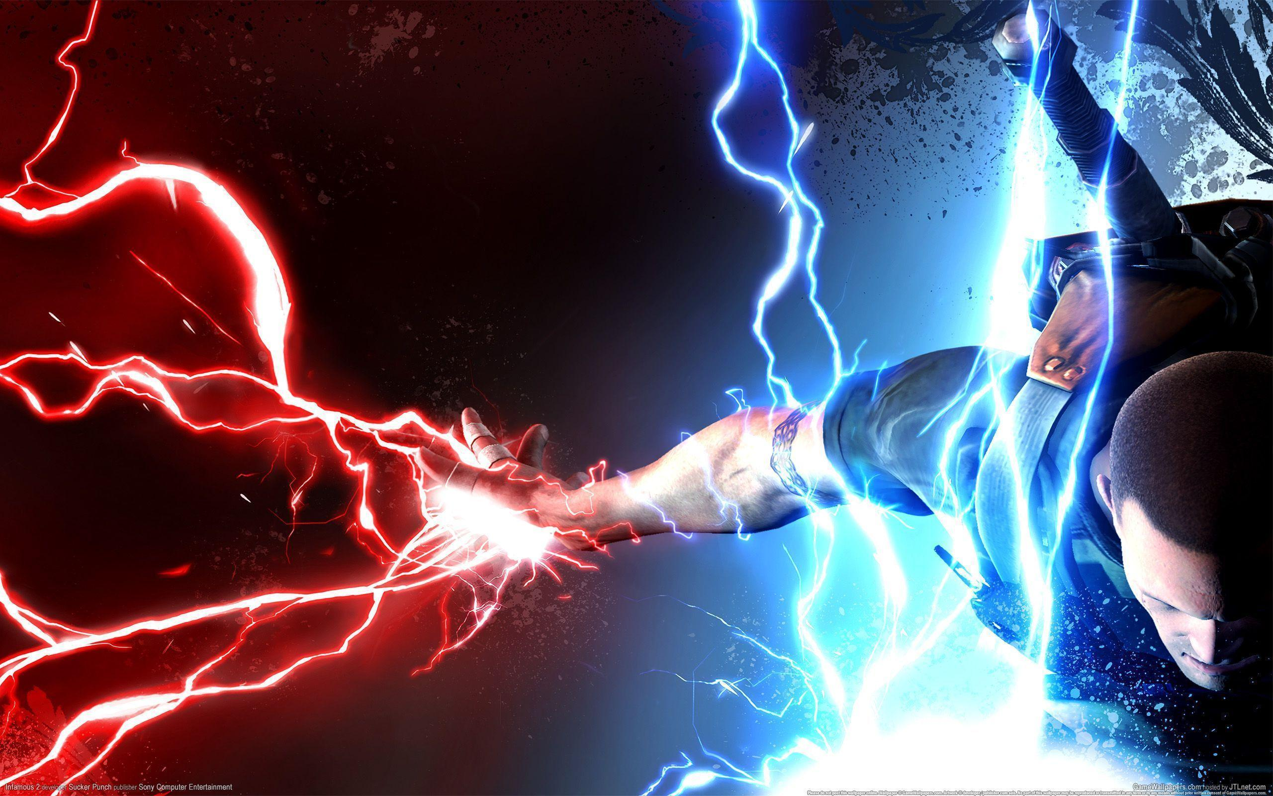 61+] Infamous 2 Wallpapers