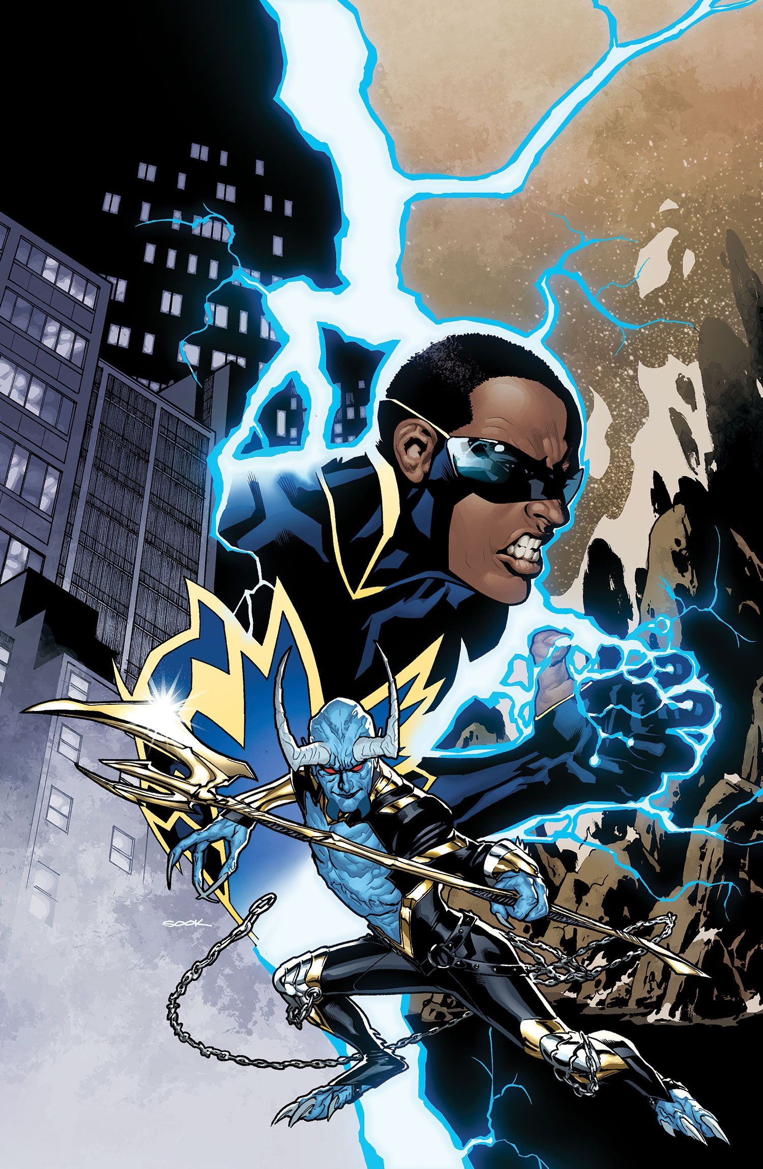 Black Lightning wallpapers, Comics, HQ Black Lightning pictures