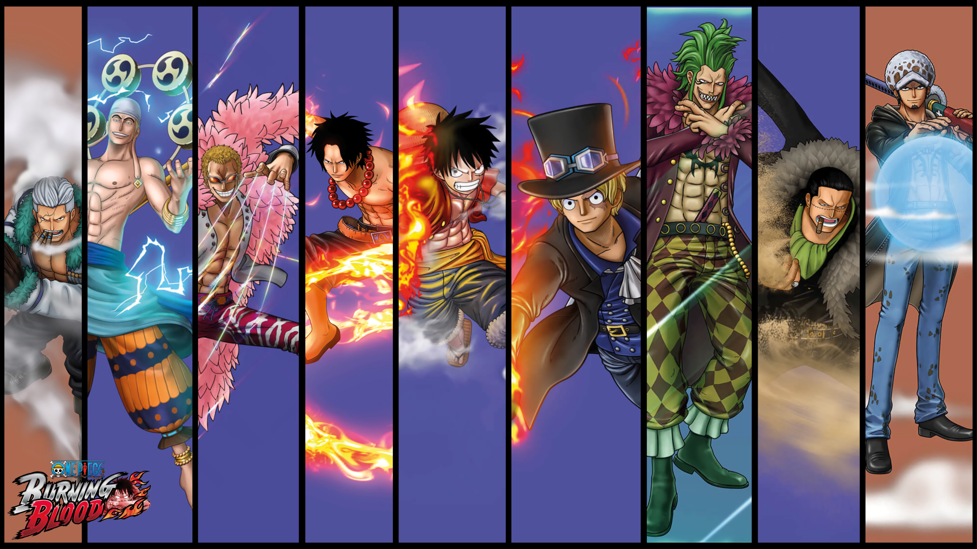 One Piece Wallpapers and Backgrounds Image