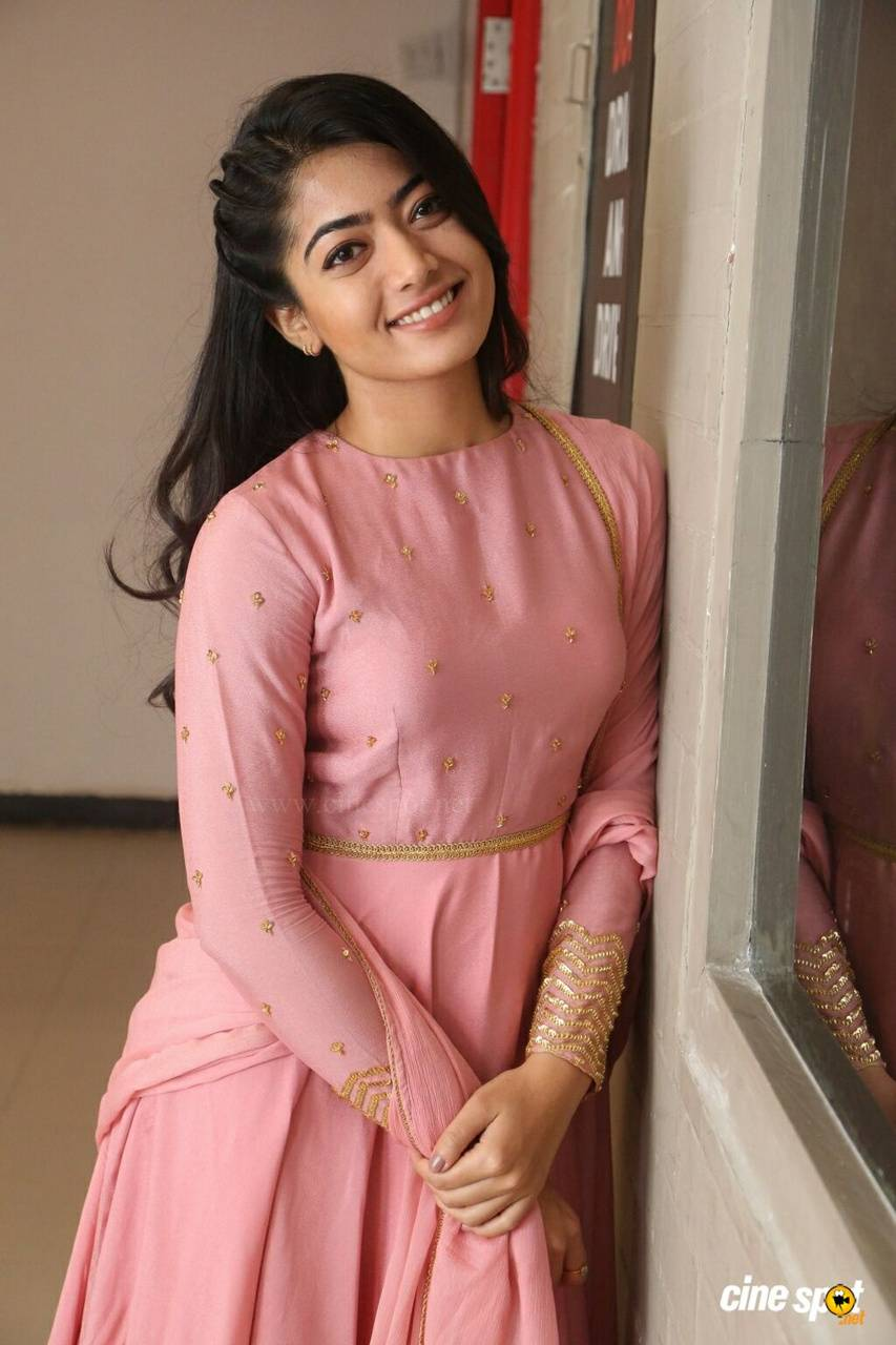 rashmika mandanna wallpapers by yours_loving