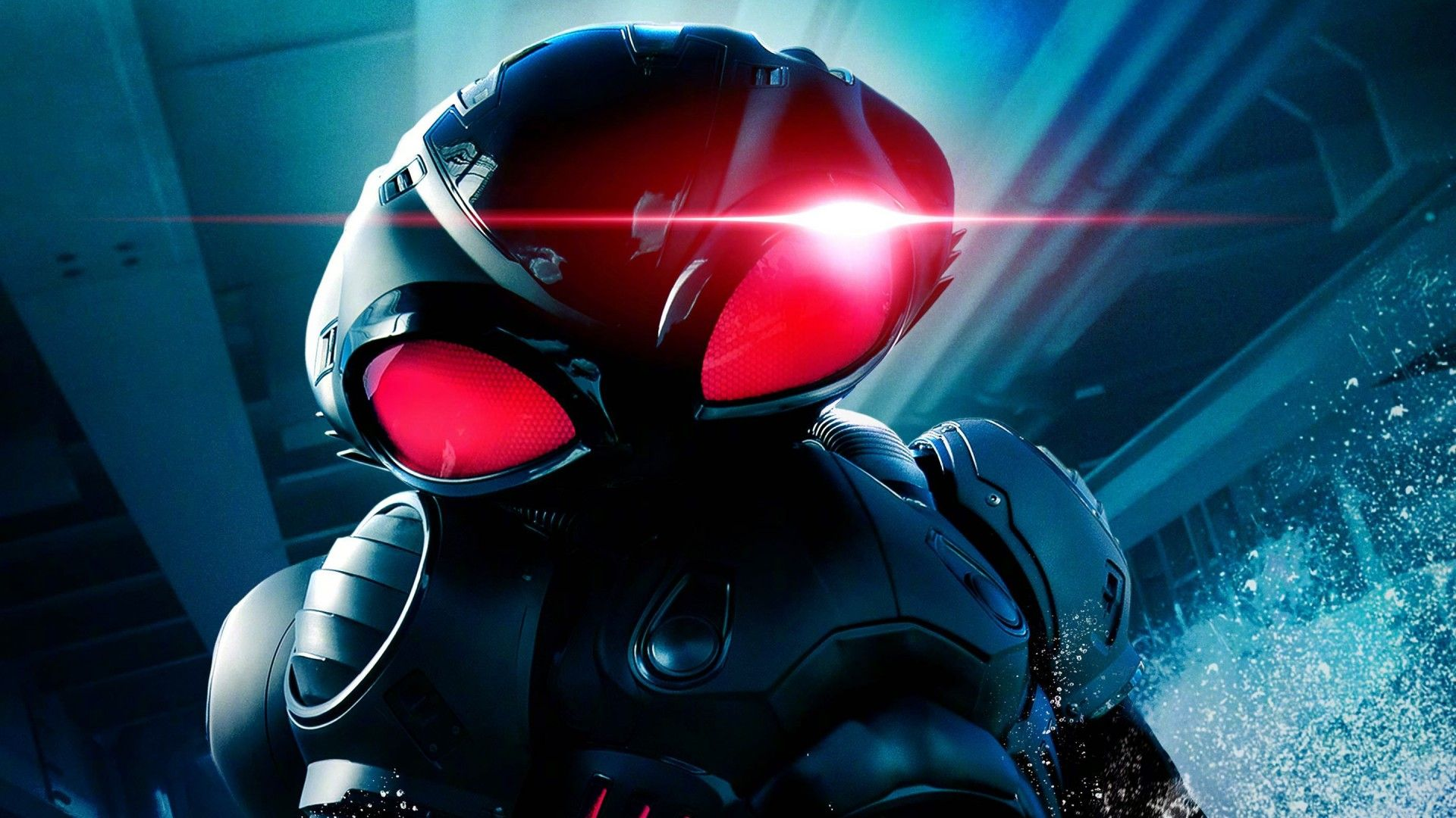 Wallpapers Black Manta, Aquaman, Supervillain, DC Comics, HD