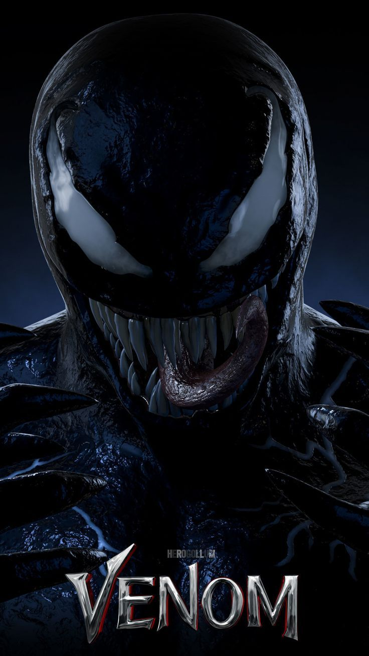 breathtaking wallpapers Villain, venom, super